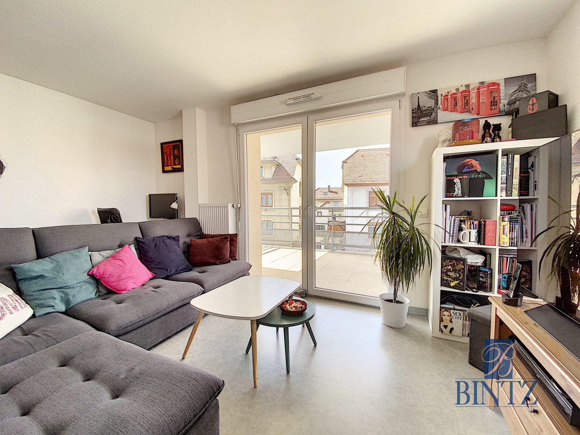 3 pièces neuf avec terrasse Schiltigheim - Devenez propriétaire en toute confiance - Bintz Immobilier - 8