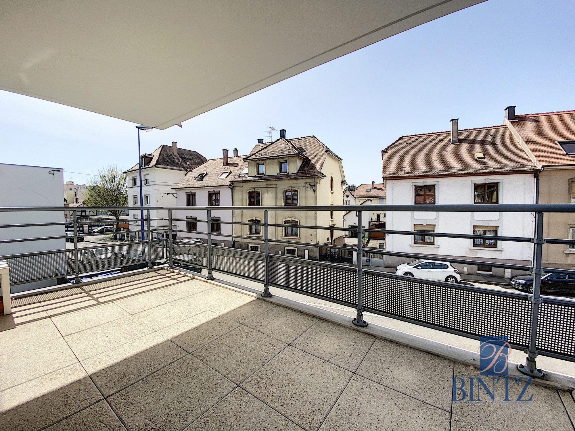 3 pièces neuf avec terrasse Schiltigheim - Devenez propriétaire en toute confiance - Bintz Immobilier - 3