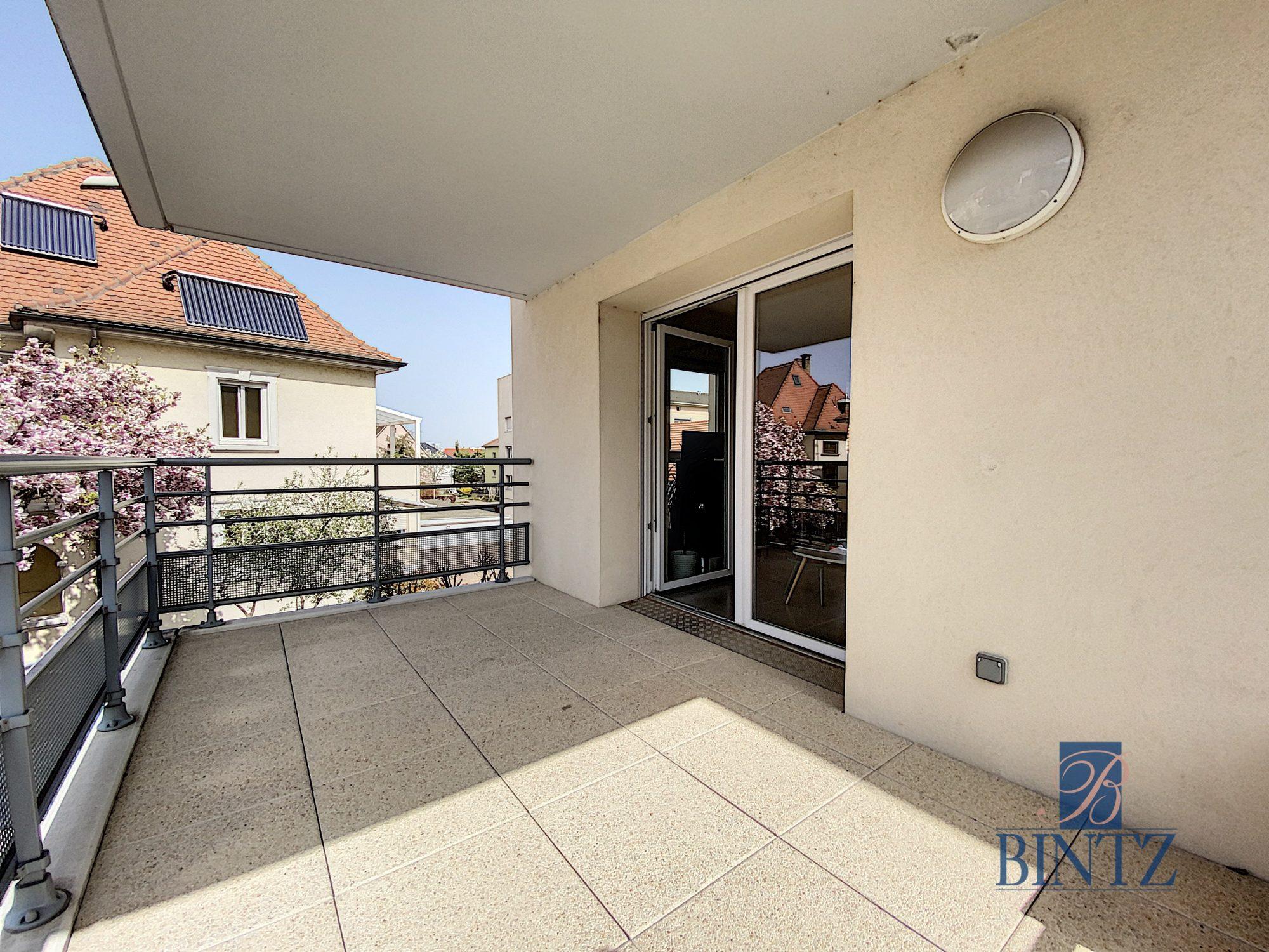 3 pièces neuf avec terrasse Schiltigheim - Devenez propriétaire en toute confiance - Bintz Immobilier - 4
