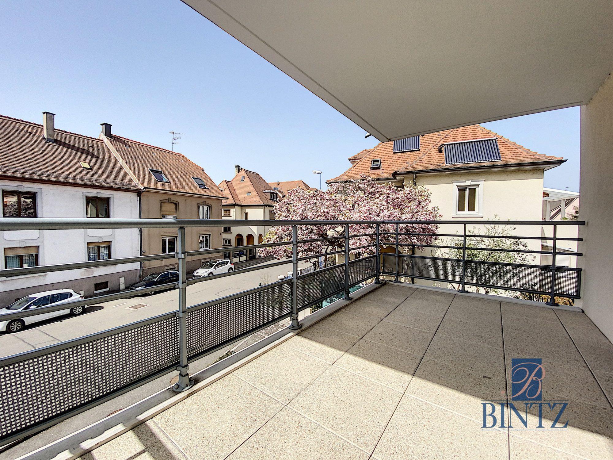 3 pièces neuf avec terrasse Schiltigheim - Devenez propriétaire en toute confiance - Bintz Immobilier - 5
