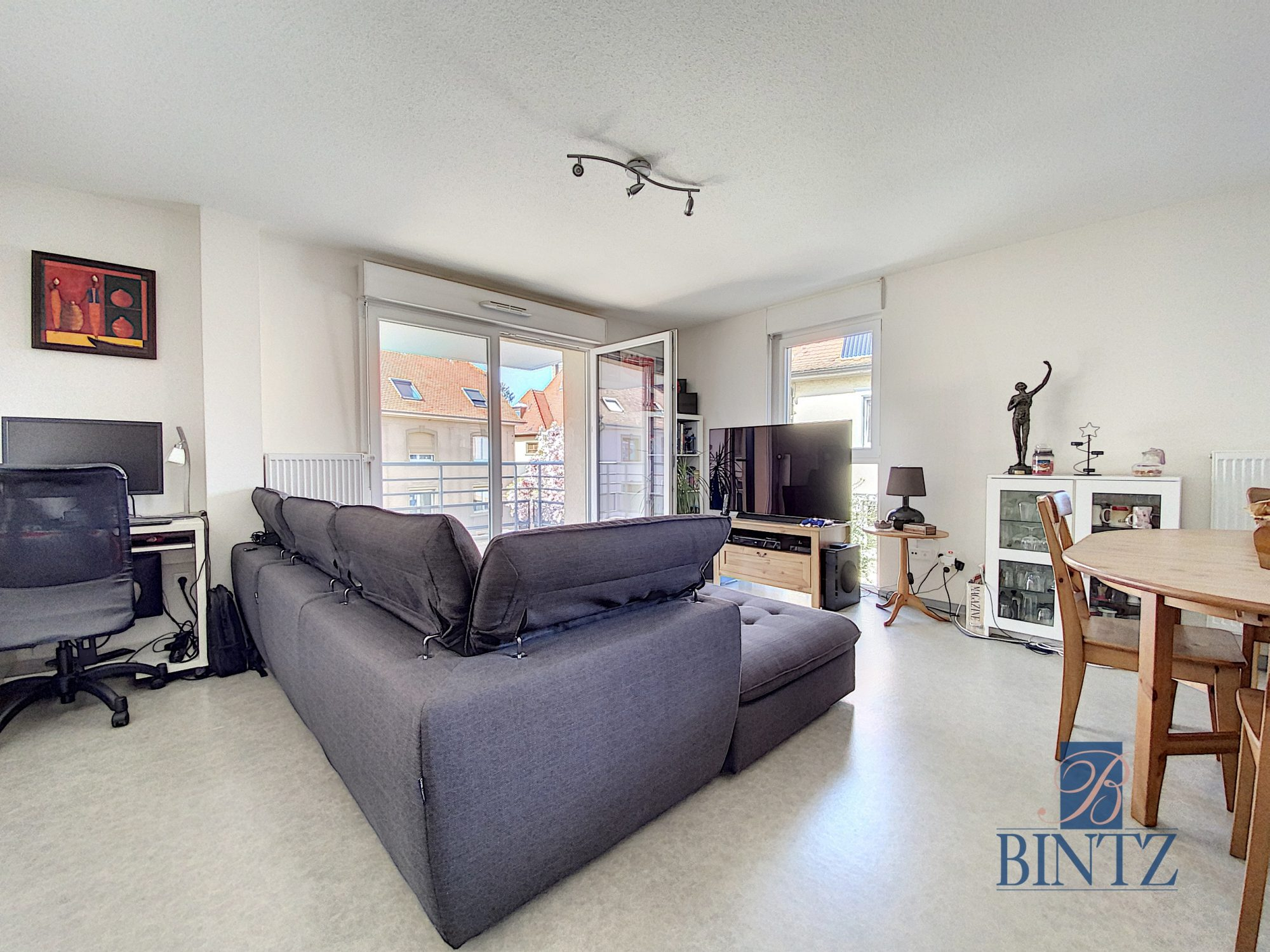 3 pièces neuf avec terrasse Schiltigheim - Devenez propriétaire en toute confiance - Bintz Immobilier - 6