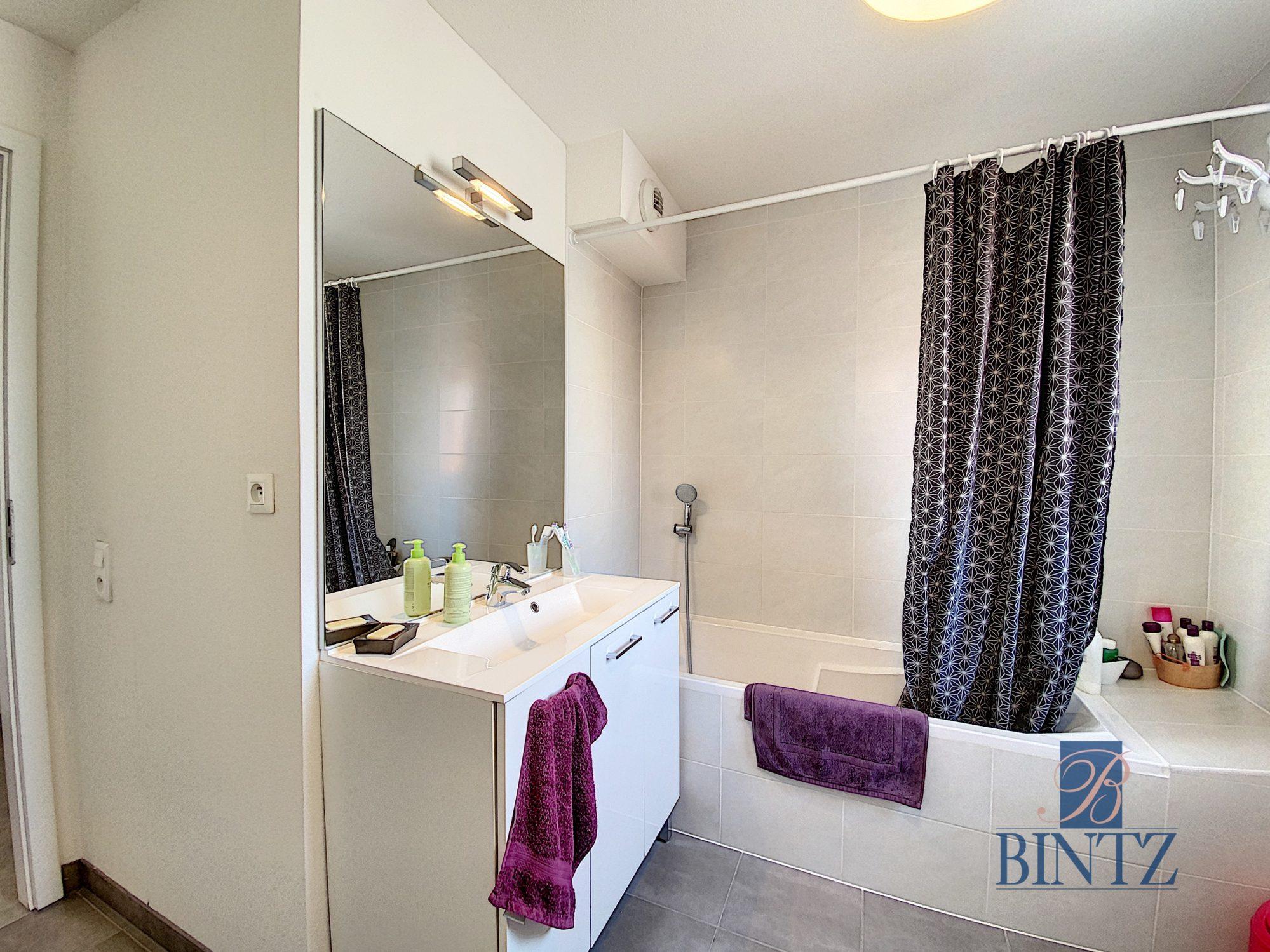 3 pièces neuf avec terrasse Schiltigheim - Devenez propriétaire en toute confiance - Bintz Immobilier - 11