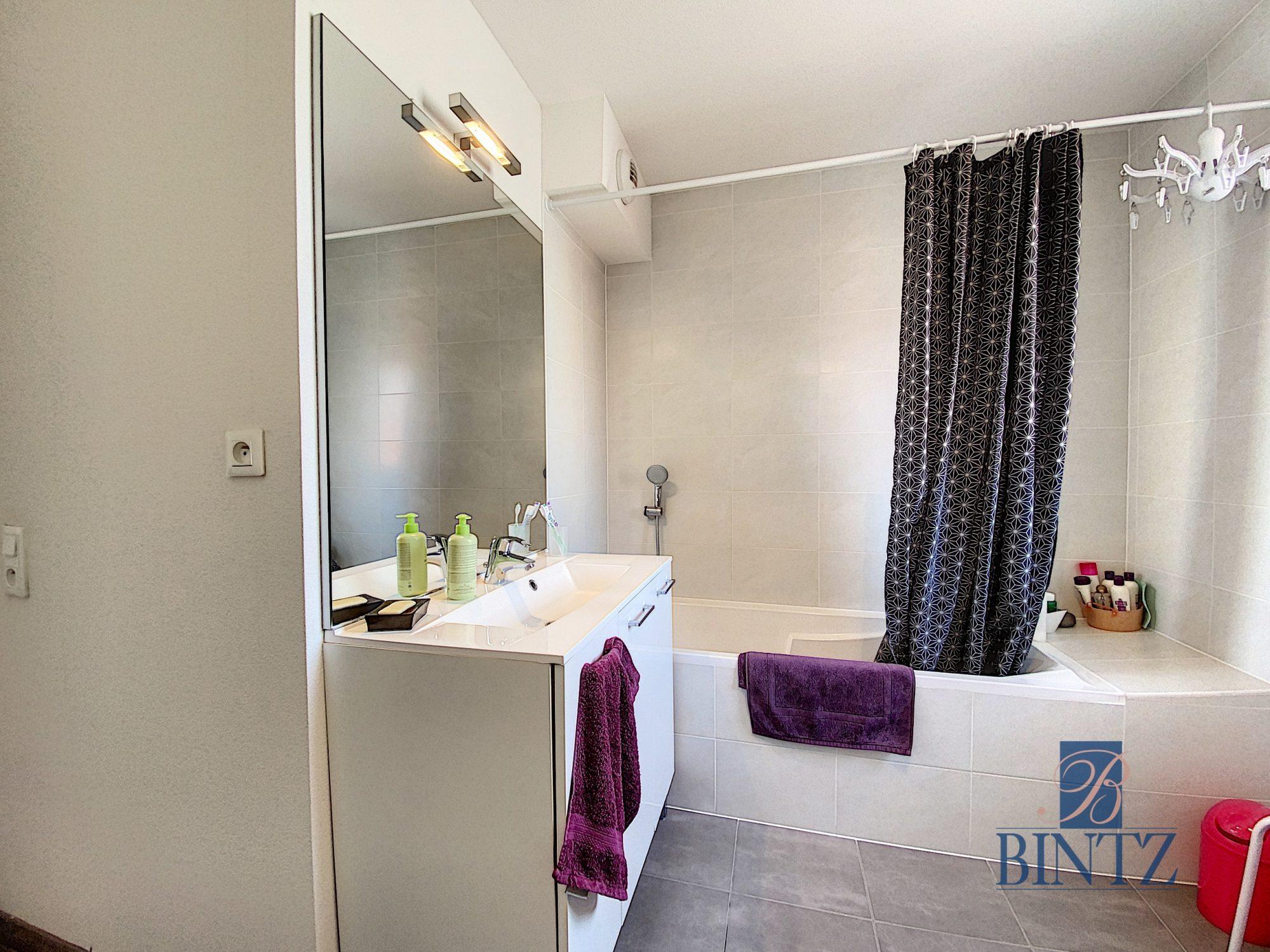 3 pièces neuf avec terrasse Schiltigheim - Devenez propriétaire en toute confiance - Bintz Immobilier - 13