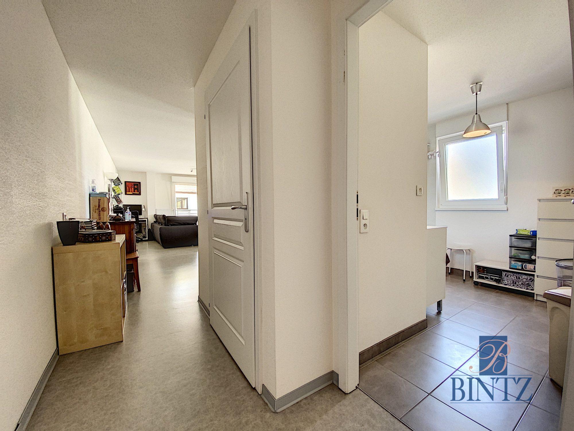 3 pièces neuf avec terrasse Schiltigheim - Devenez propriétaire en toute confiance - Bintz Immobilier - 14
