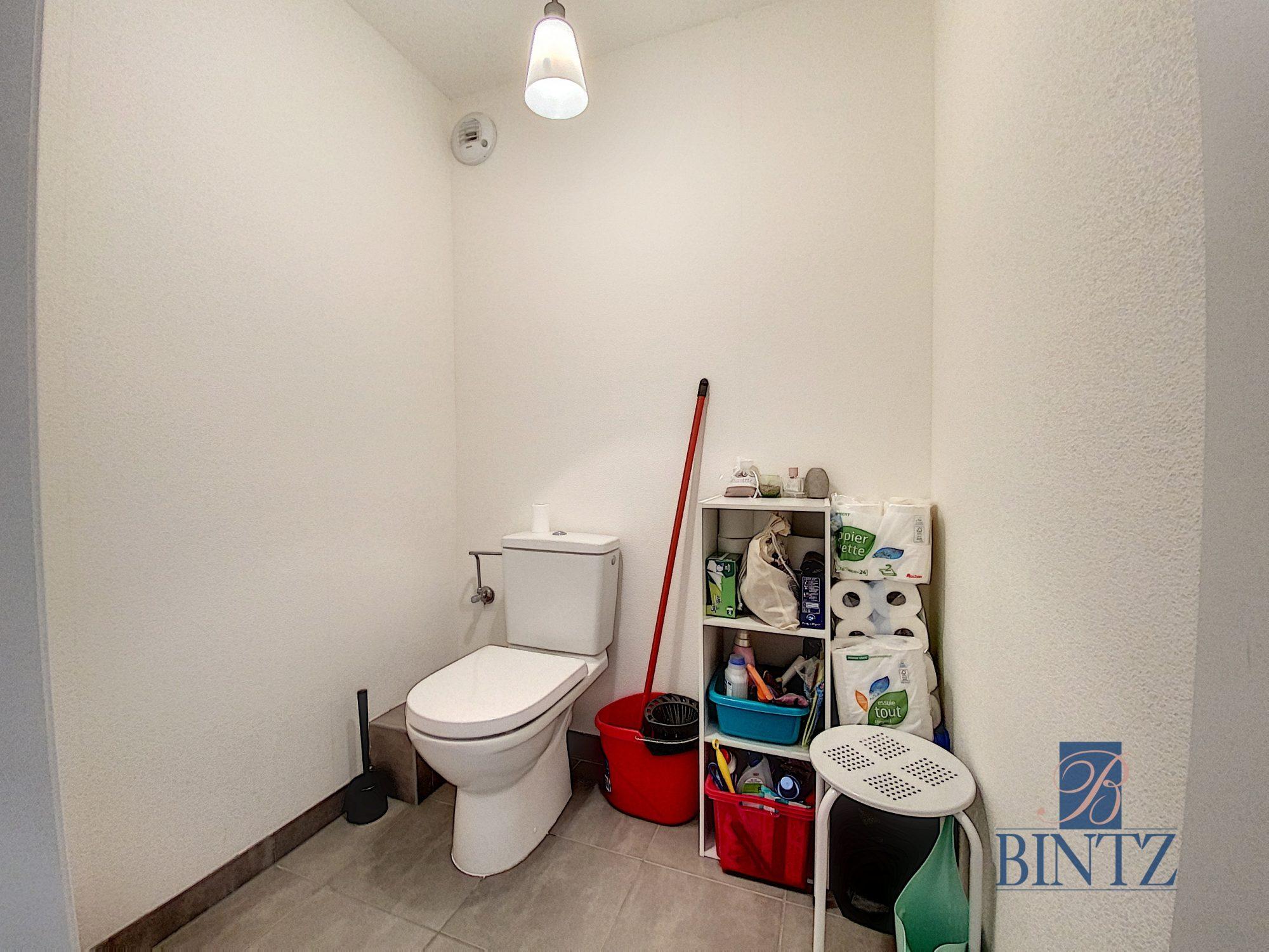 3 pièces neuf avec terrasse Schiltigheim - Devenez propriétaire en toute confiance - Bintz Immobilier - 15