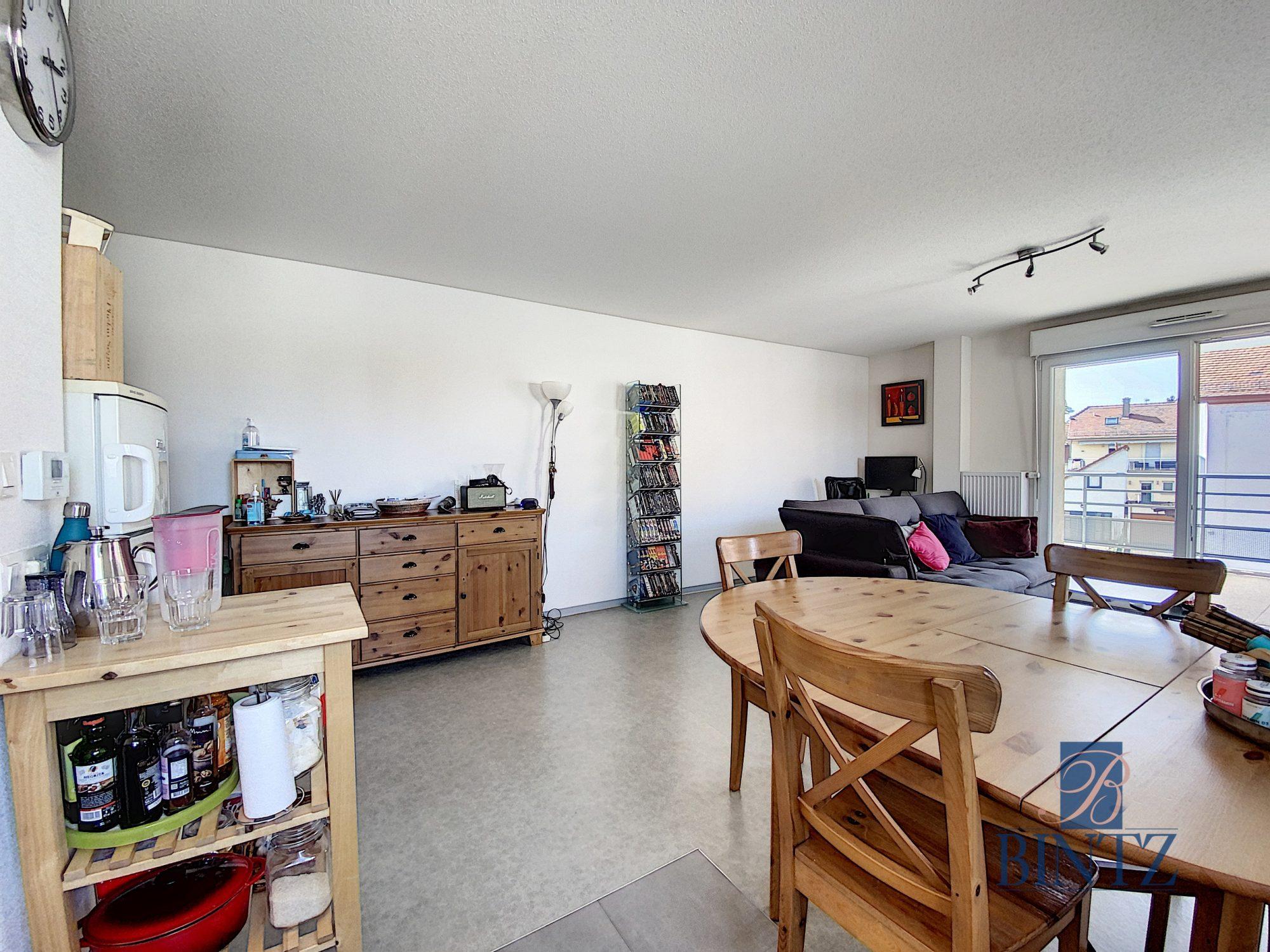 3 pièces neuf avec terrasse Schiltigheim - Devenez propriétaire en toute confiance - Bintz Immobilier - 20