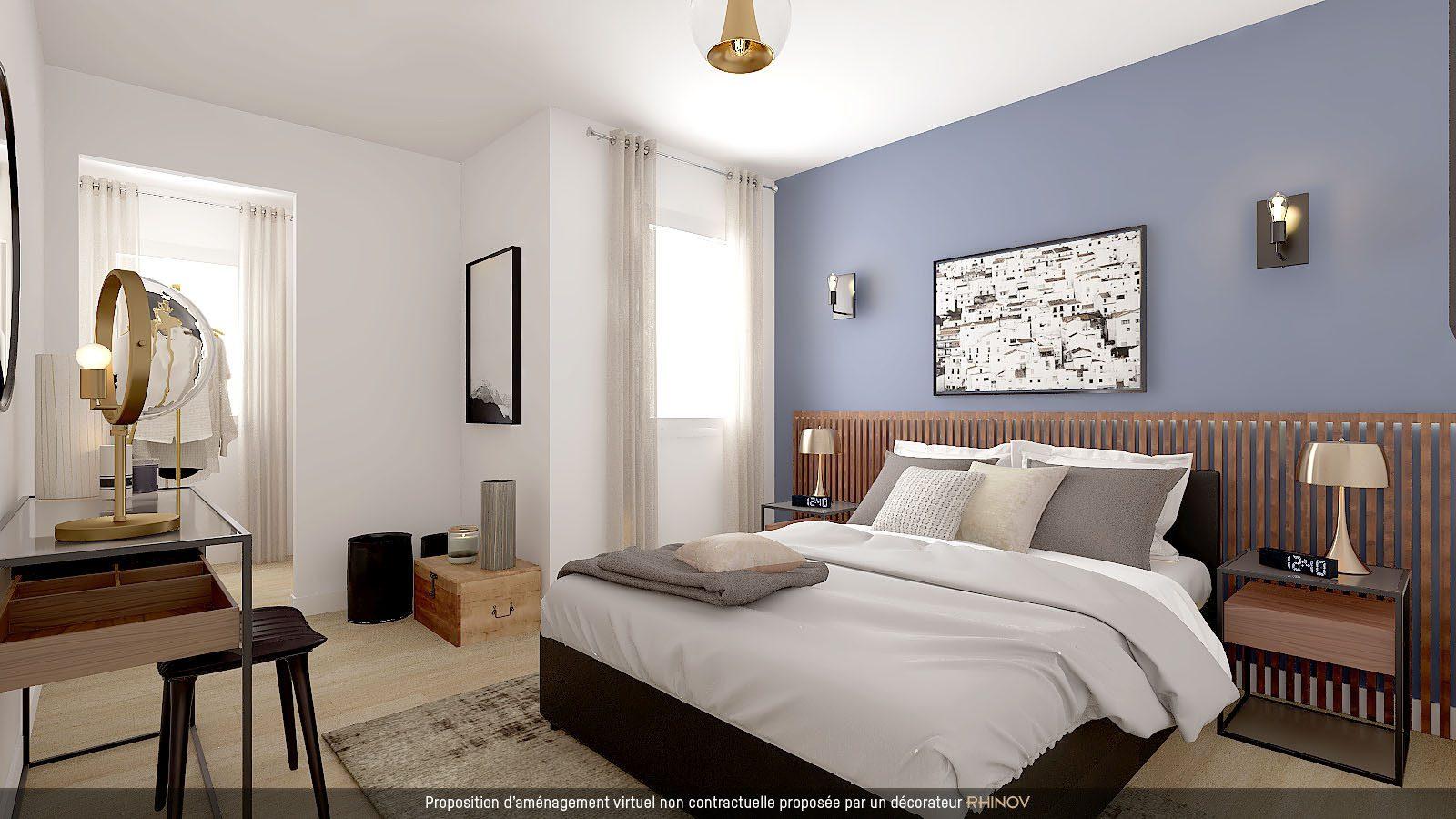 4 PIECES DANS IMMEUBLE NEUF AVEC TERRASSE - Devenez propriétaire en toute confiance - Bintz Immobilier - 3