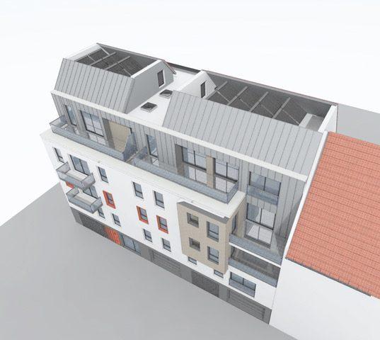 T3/4 AVEC BALCON DANS IMMEULE NEUF - Devenez propriétaire en toute confiance - Bintz Immobilier - 7
