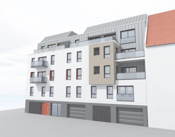 T3/4 AVEC BALCON DANS IMMEULE NEUF - Devenez propriétaire en toute confiance - Bintz Immobilier - 6