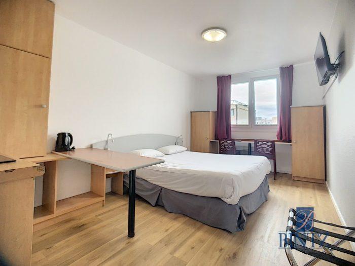 Studio en résidence hôtelière - Devenez propriétaire en toute confiance - Bintz Immobilier