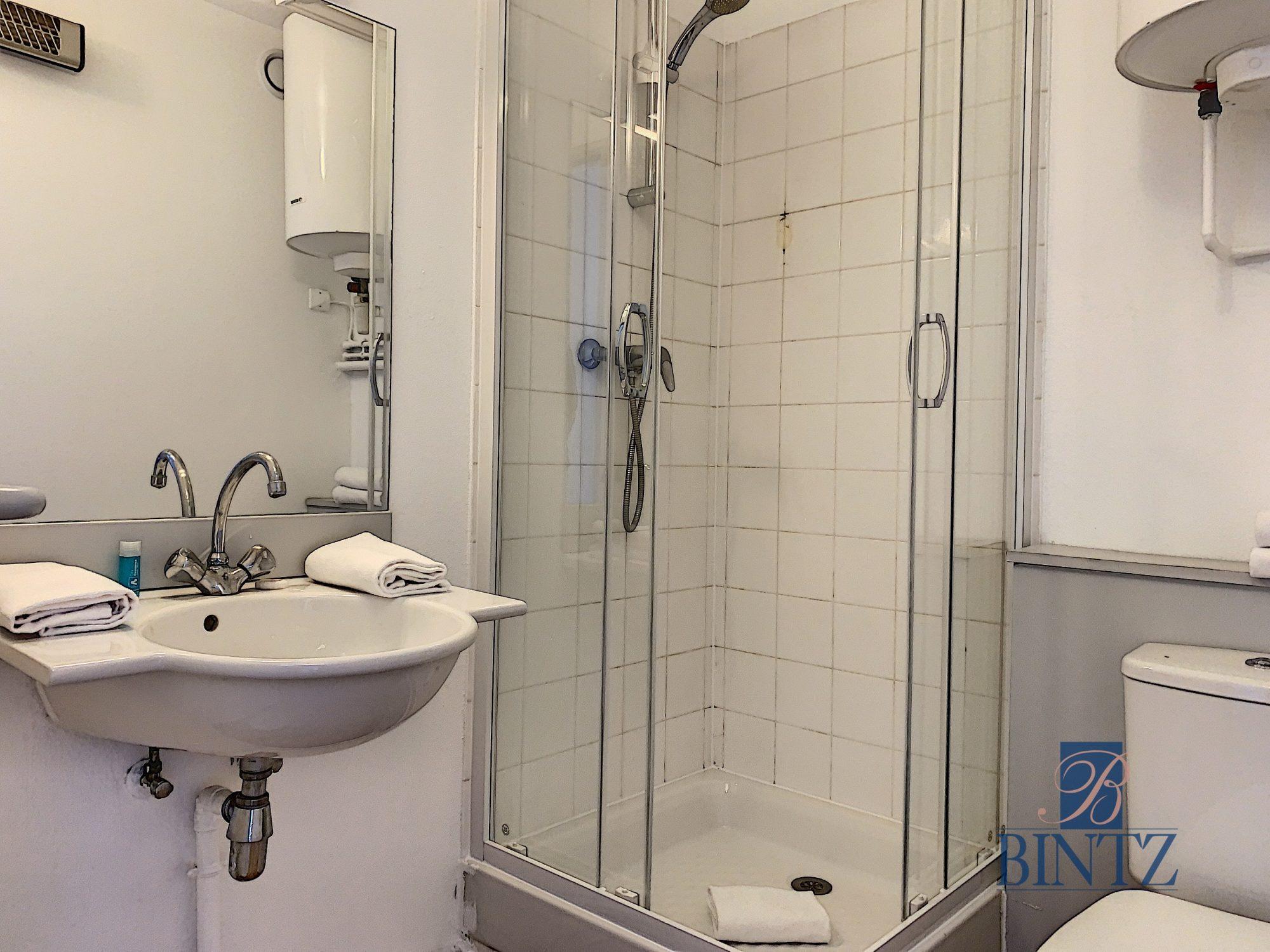 Studio en résidence hôtelière - Devenez propriétaire en toute confiance - Bintz Immobilier - 4