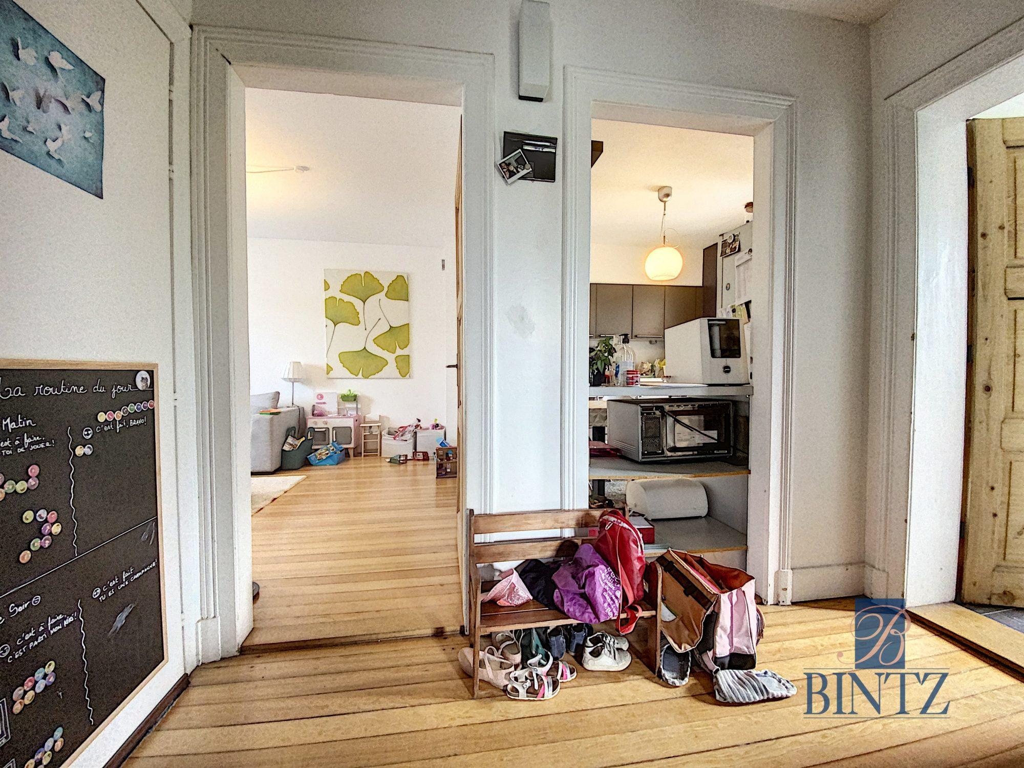 3 pièces avec terrasse à la Robertsau - Devenez propriétaire en toute confiance - Bintz Immobilier - 7