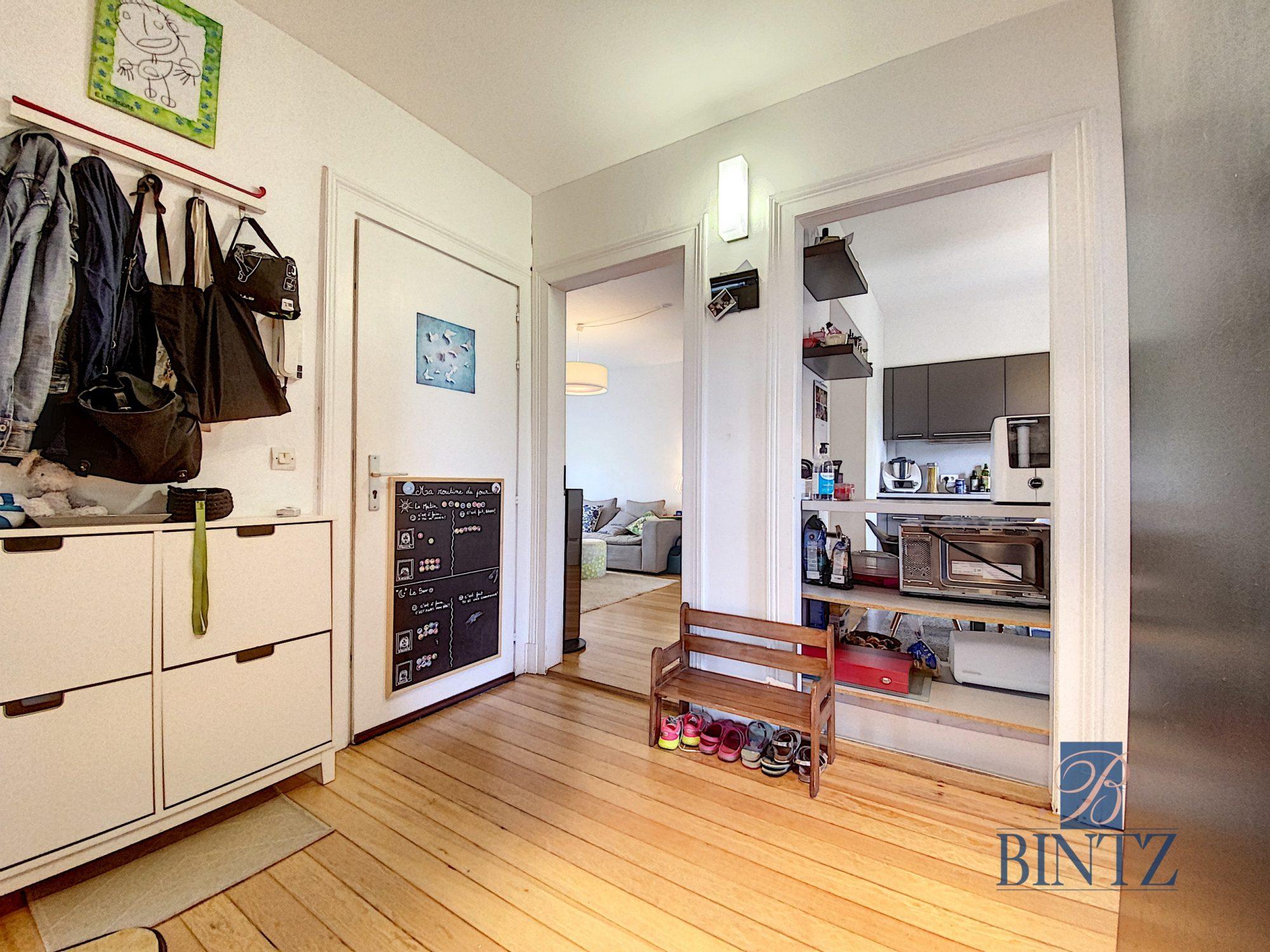 3 pièces avec terrasse à la Robertsau - Devenez propriétaire en toute confiance - Bintz Immobilier - 8