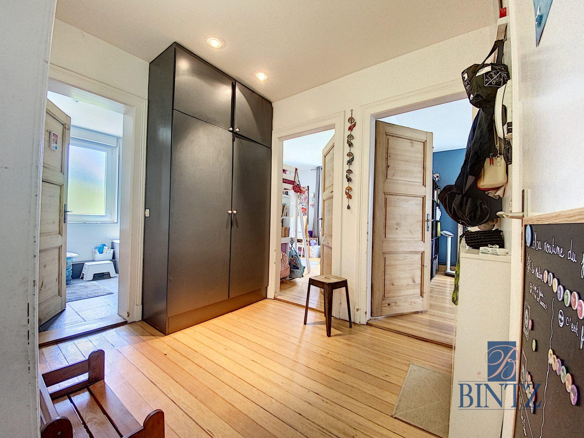 3 pièces avec terrasse à la Robertsau - Devenez propriétaire en toute confiance - Bintz Immobilier - 10