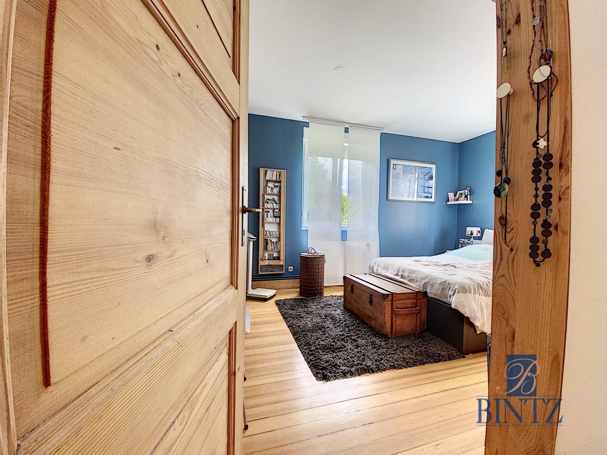 3 pièces avec terrasse à la Robertsau - Devenez propriétaire en toute confiance - Bintz Immobilier - 9
