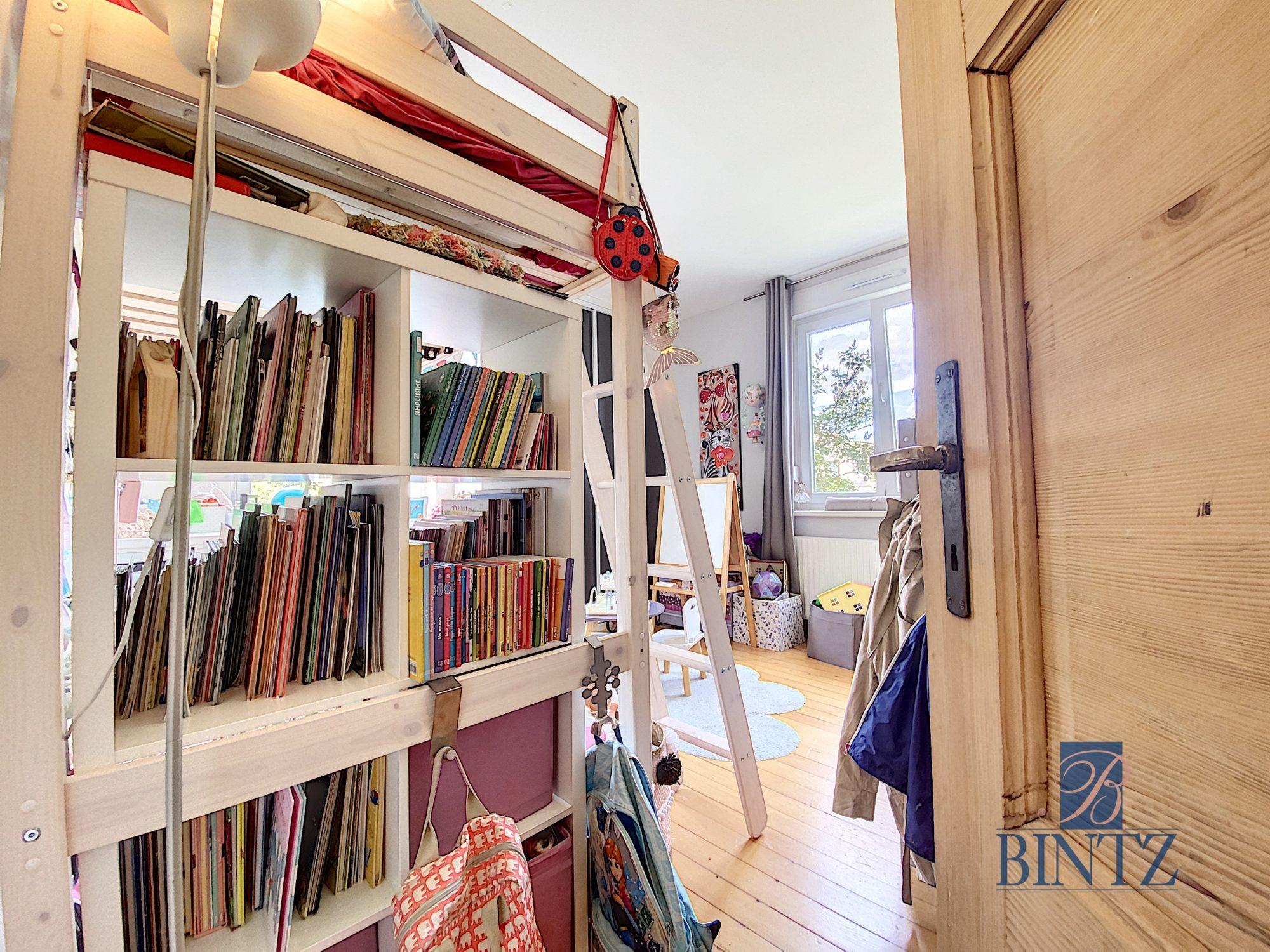 3 pièces avec terrasse à la Robertsau - Devenez propriétaire en toute confiance - Bintz Immobilier - 13