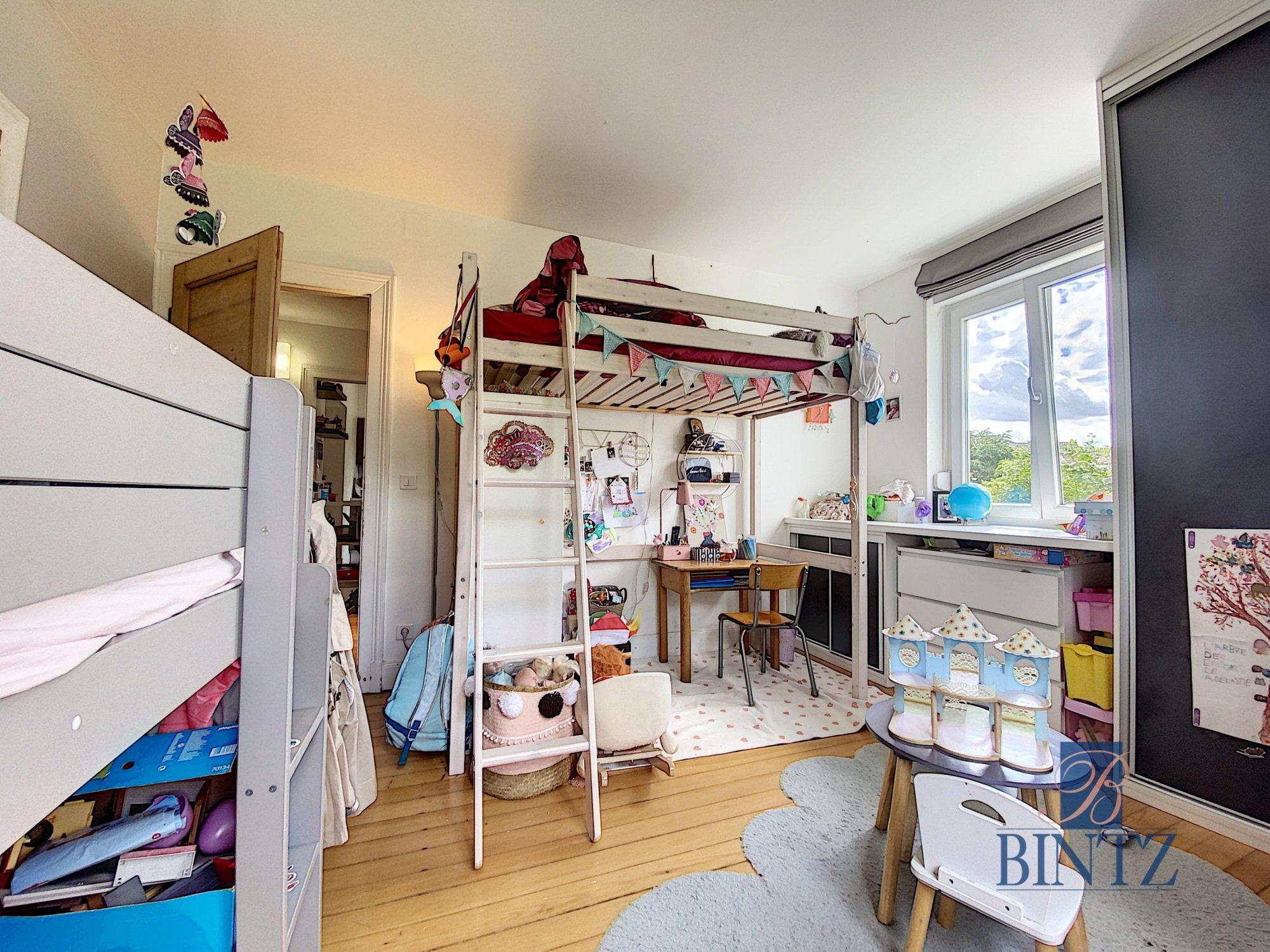 3 pièces avec terrasse à la Robertsau - Devenez propriétaire en toute confiance - Bintz Immobilier - 14