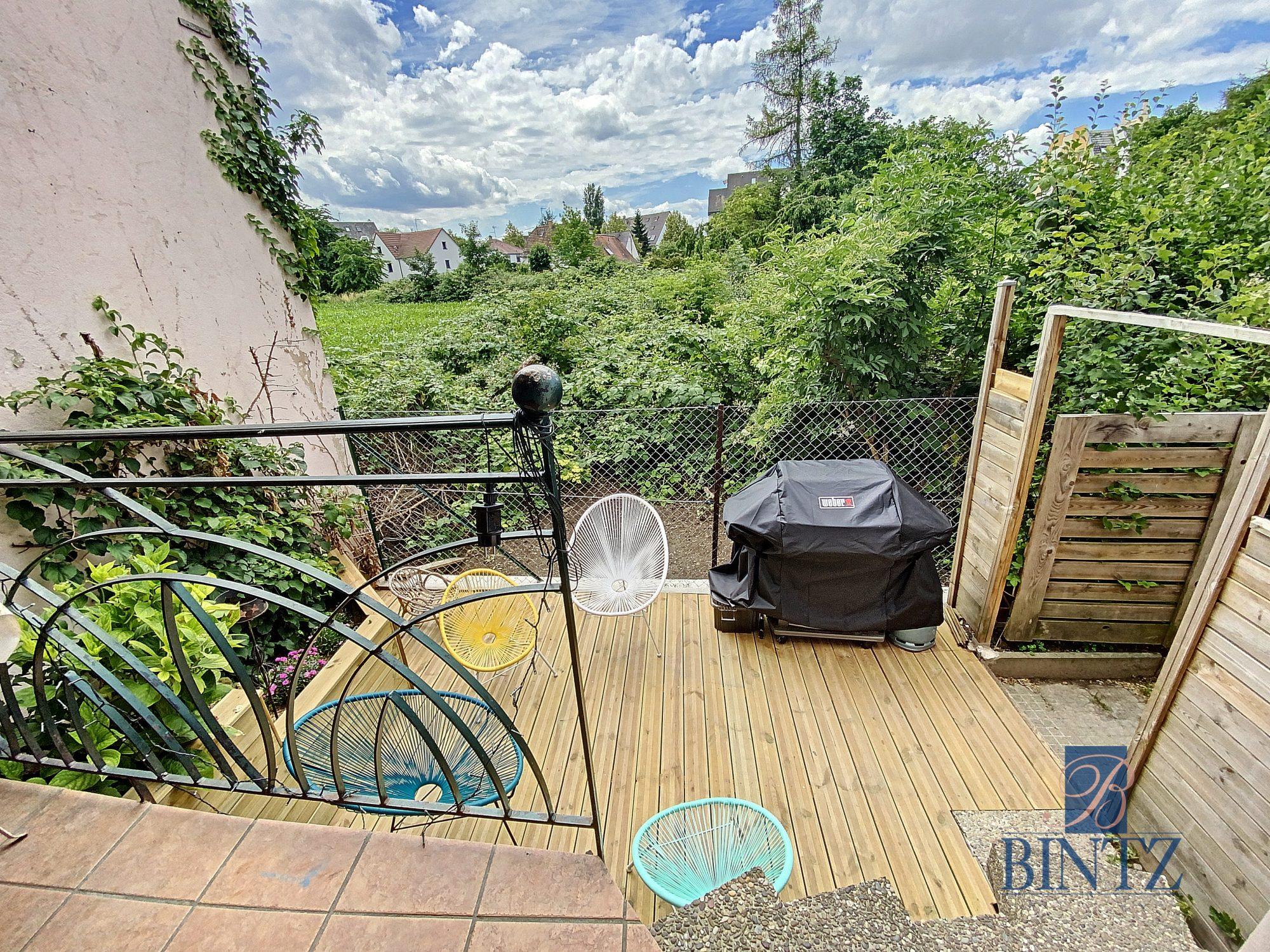 3 pièces avec terrasse à la Robertsau - Devenez propriétaire en toute confiance - Bintz Immobilier - 19