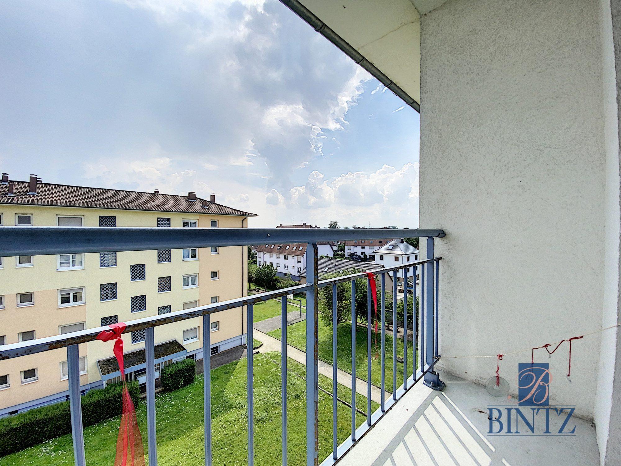 T3 avec balcon Quartier de la Musau - Devenez propriétaire en toute confiance - Bintz Immobilier - 2