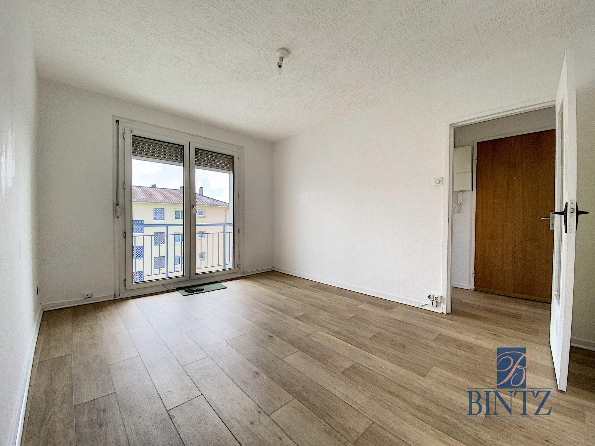T3 avec balcon Quartier de la Musau - Devenez propriétaire en toute confiance - Bintz Immobilier - 1