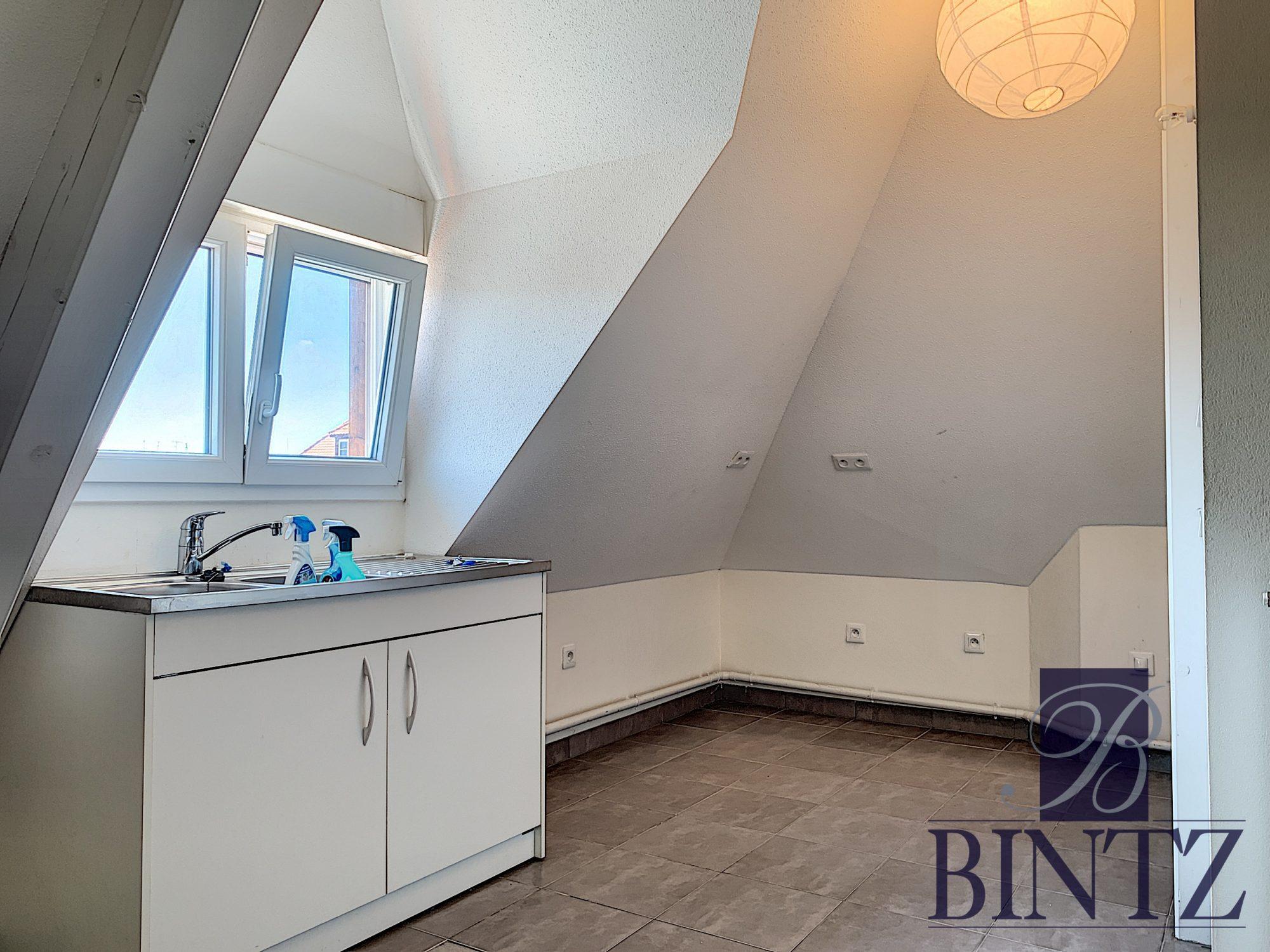 2 PIÈCES AVEC PARKING SCHILTIGHEIM - Devenez propriétaire en toute confiance - Bintz Immobilier - 6