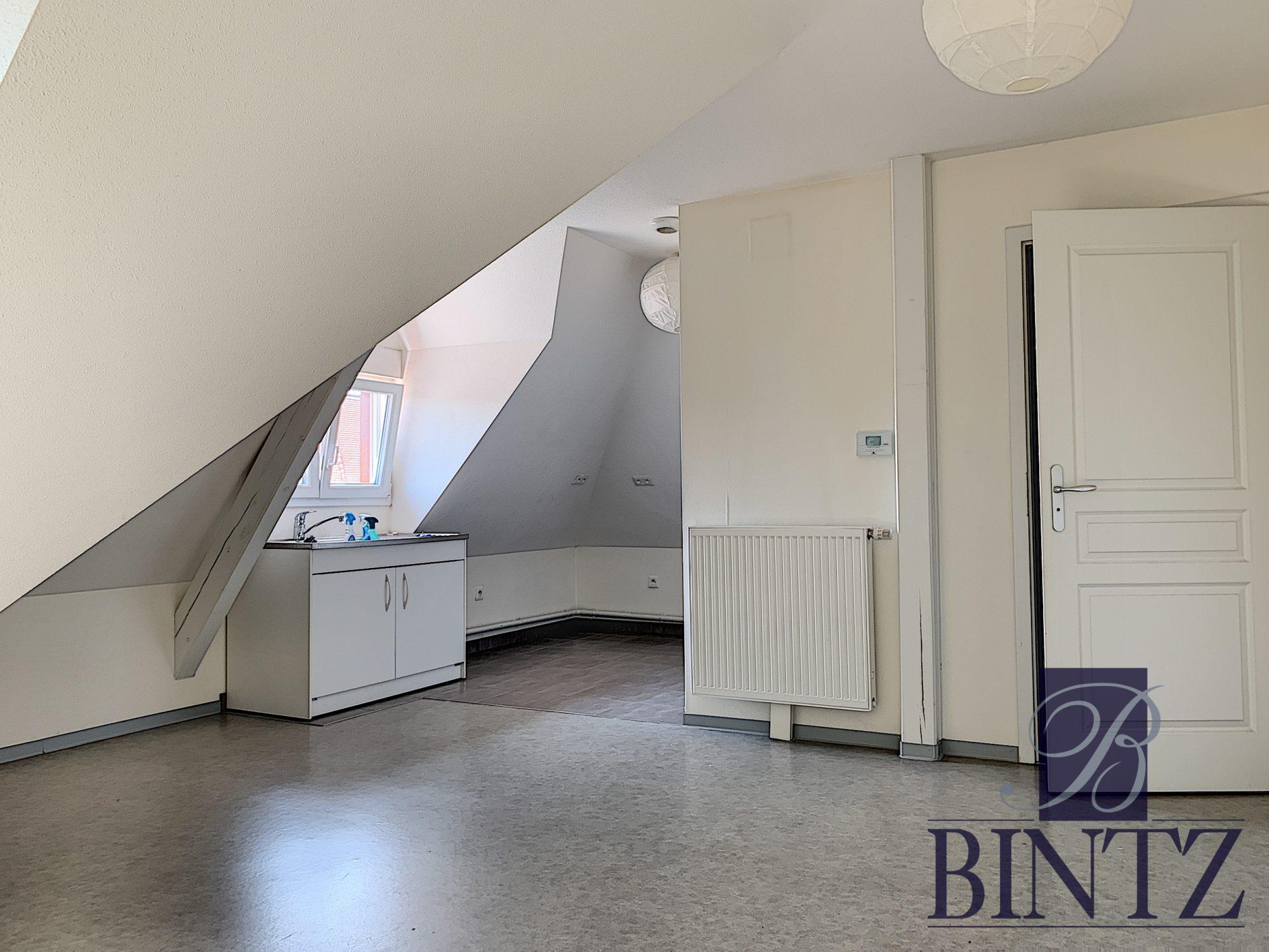 2 PIÈCES AVEC PARKING SCHILTIGHEIM - Devenez propriétaire en toute confiance - Bintz Immobilier - 7