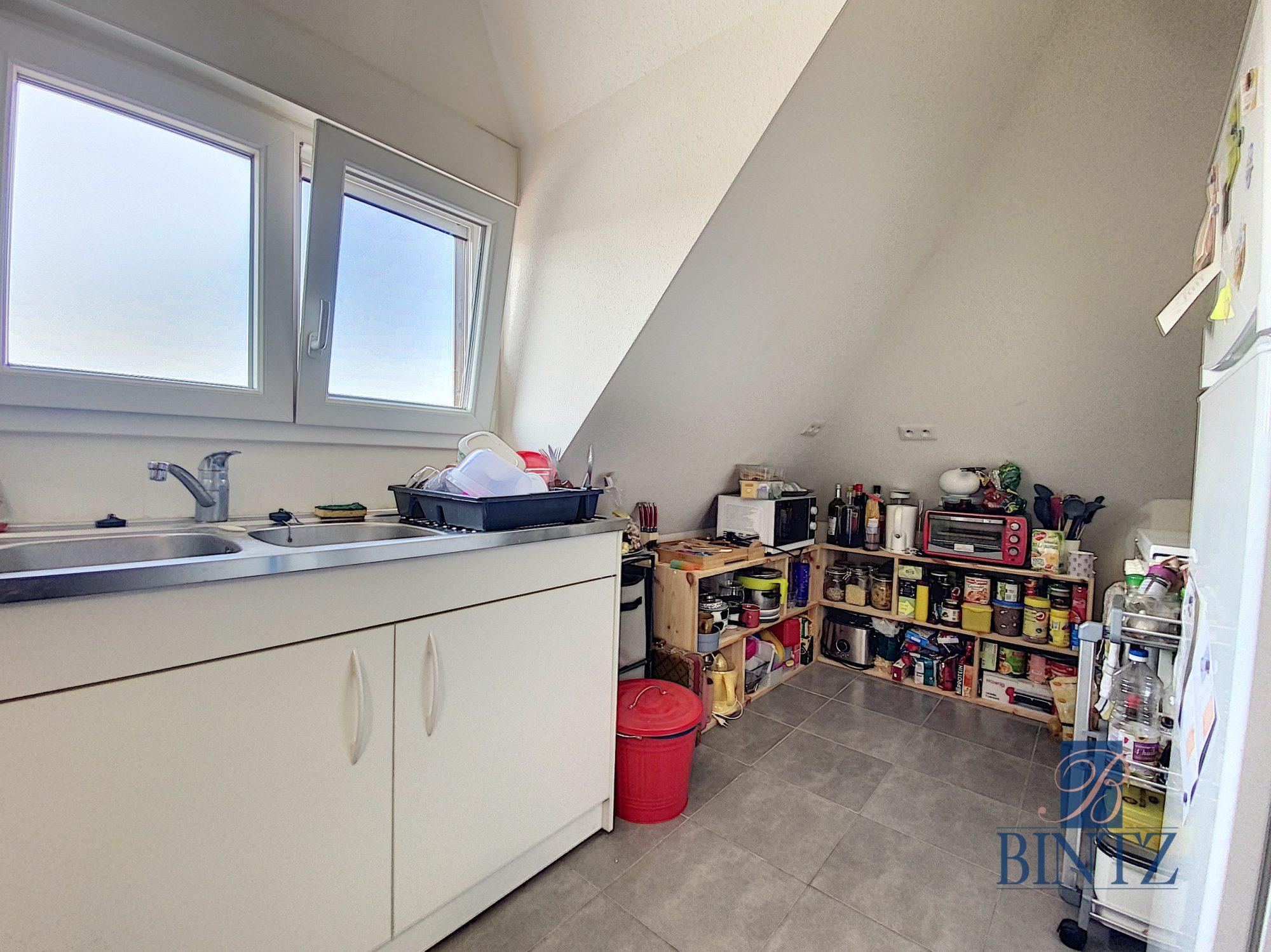 2 PIÈCES AVEC PARKING SCHILTIGHEIM - Devenez propriétaire en toute confiance - Bintz Immobilier - 2
