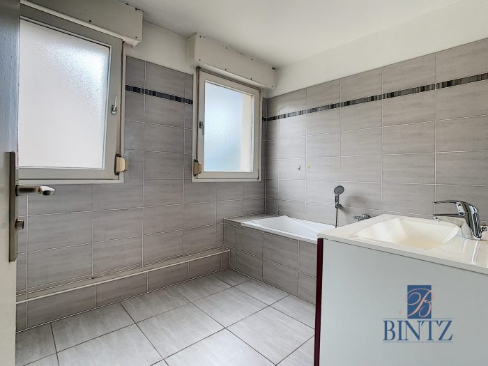 Appartement traversant 4 pièces 97,5m2 à Oberhausbergen - Devenez propriétaire en toute confiance - Bintz Immobilier