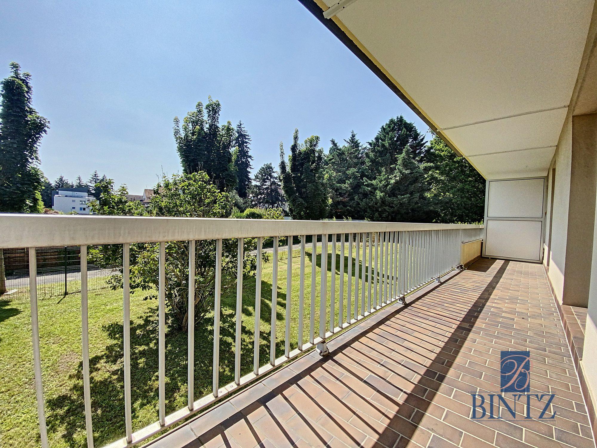 Appartement traversant 4 pièces 97,5m2 à Oberhausbergen - Devenez propriétaire en toute confiance - Bintz Immobilier - 10