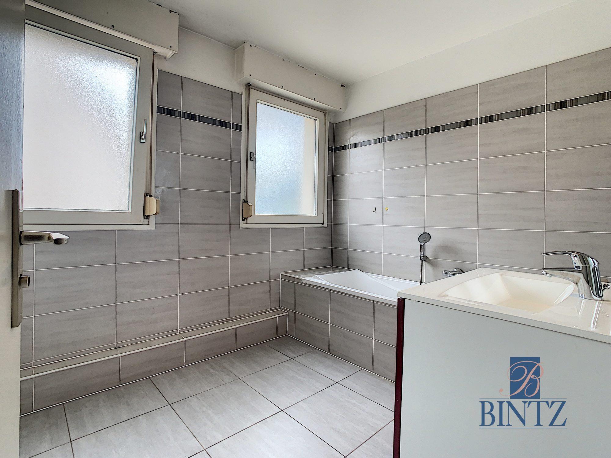 Appartement traversant 4 pièces 97,5m2 à Oberhausbergen - Devenez propriétaire en toute confiance - Bintz Immobilier - 8