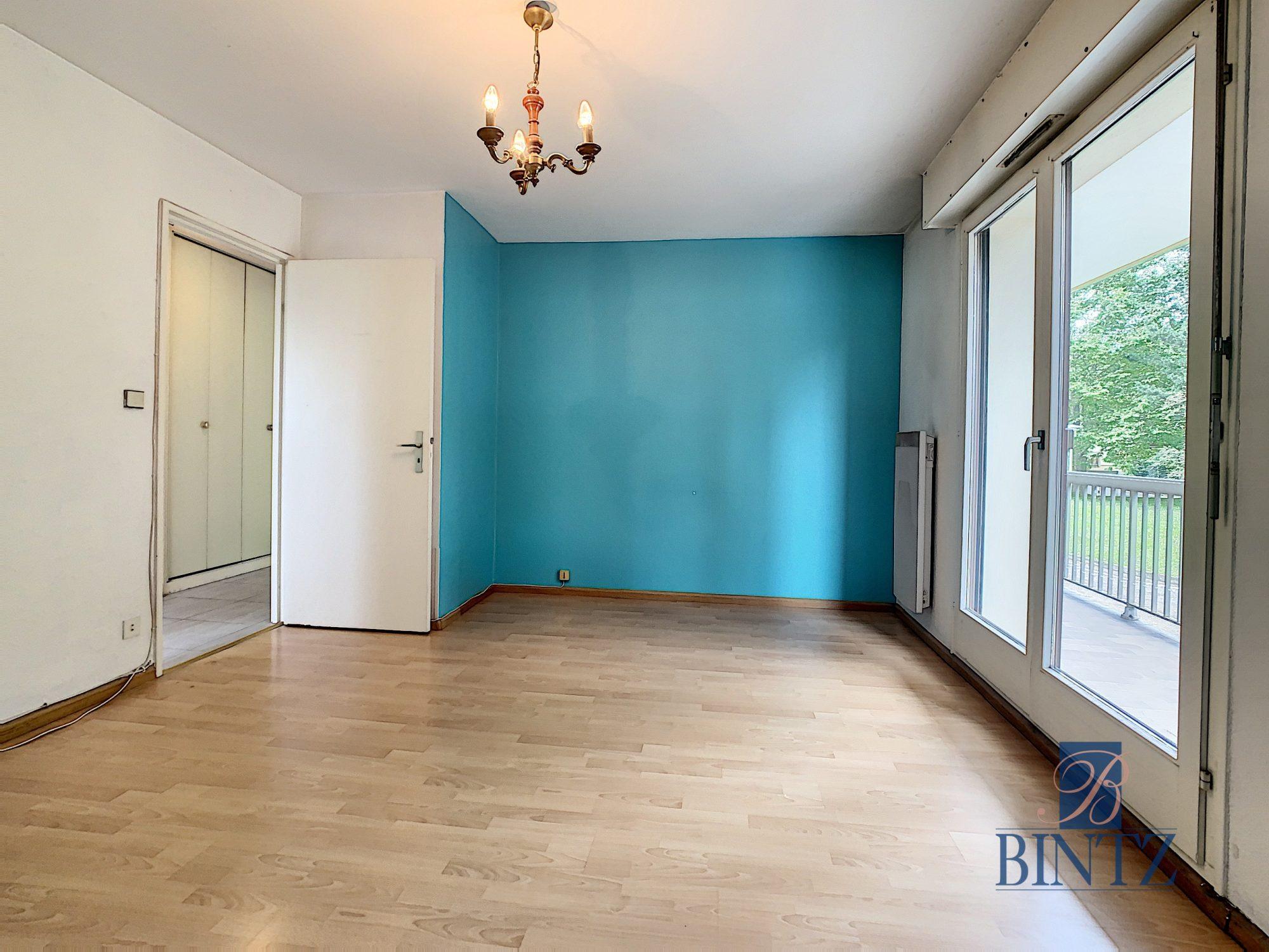 Appartement traversant 4 pièces 97,5m2 à Oberhausbergen - Devenez propriétaire en toute confiance - Bintz Immobilier - 6