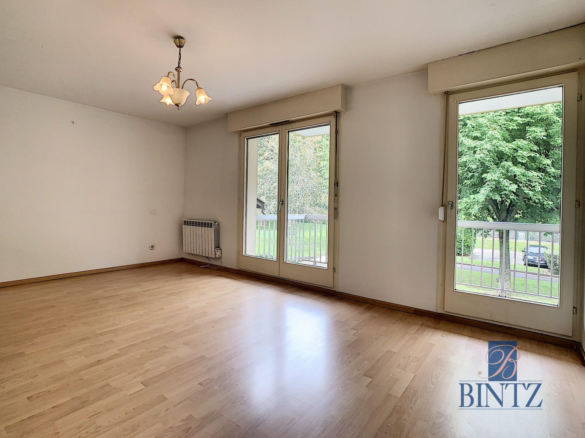 Appartement traversant 4 pièces 97,5m2 à Oberhausbergen - Devenez propriétaire en toute confiance - Bintz Immobilier - 2