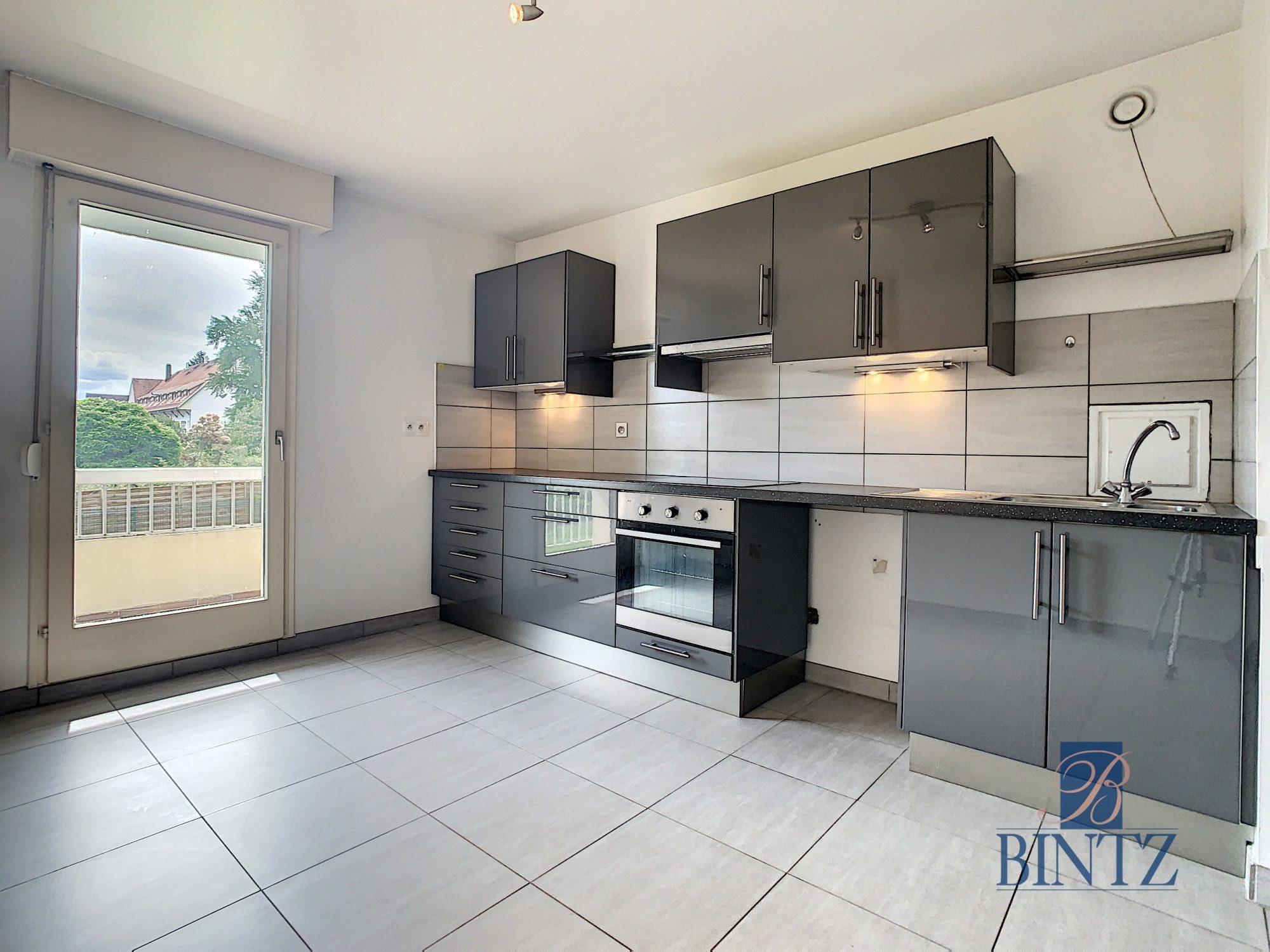 Appartement traversant 4 pièces 97,5m2 à Oberhausbergen - Devenez propriétaire en toute confiance - Bintz Immobilier - 7