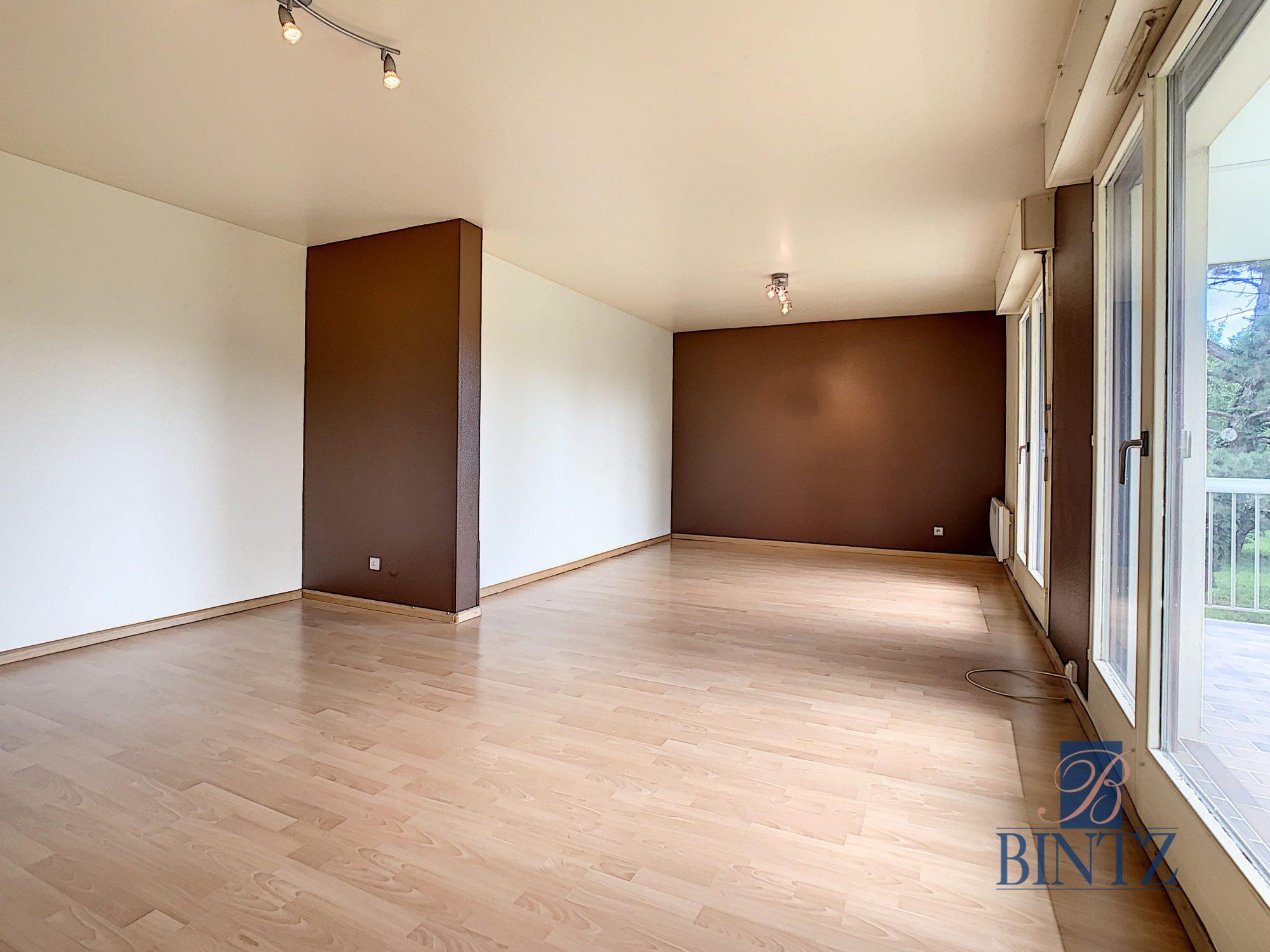 Appartement traversant 4 pièces 97,5m2 à Oberhausbergen - Devenez propriétaire en toute confiance - Bintz Immobilier - 4