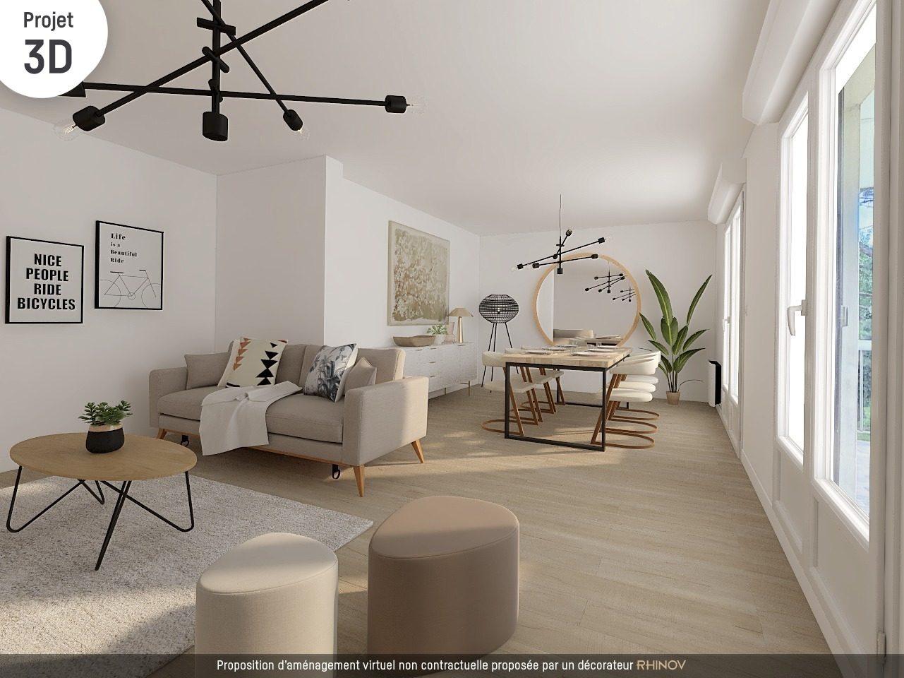 Appartement traversant 4 pièces 97,5m2 à Oberhausbergen - Devenez propriétaire en toute confiance - Bintz Immobilier - 3