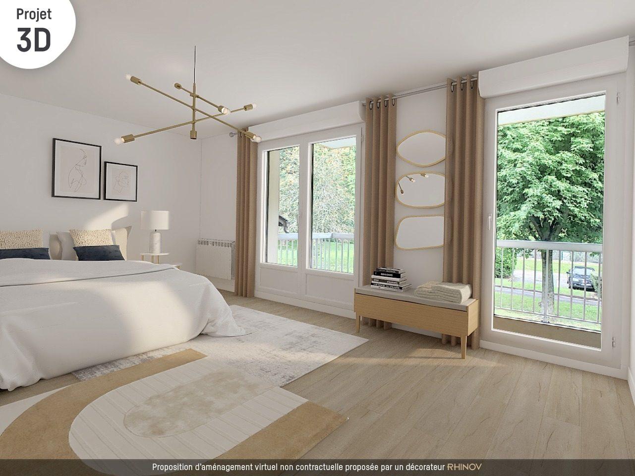 Appartement traversant 4 pièces 97,5m2 à Oberhausbergen - Devenez propriétaire en toute confiance - Bintz Immobilier - 1