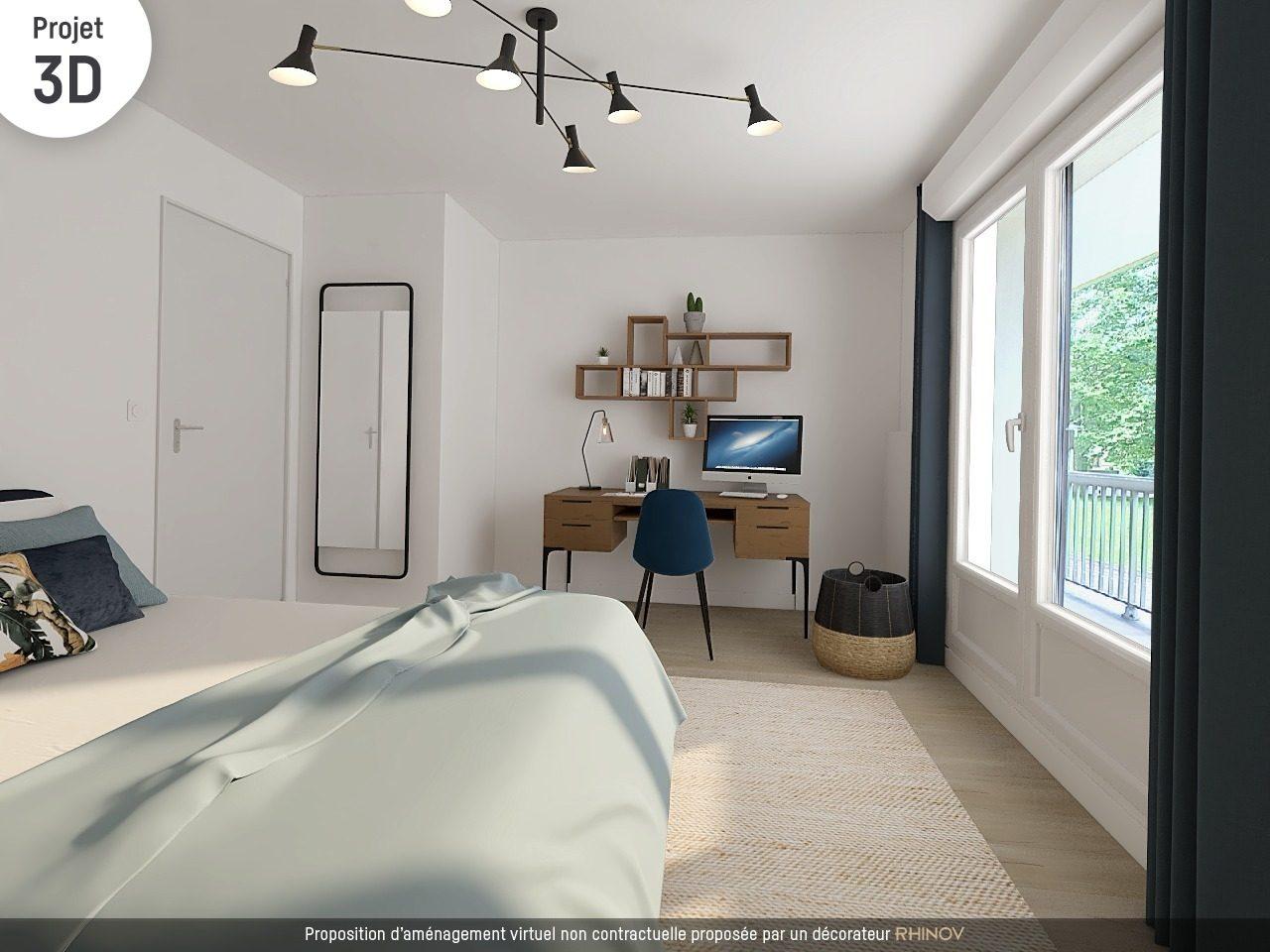 Appartement traversant 4 pièces 97,5m2 à Oberhausbergen - Devenez propriétaire en toute confiance - Bintz Immobilier - 5