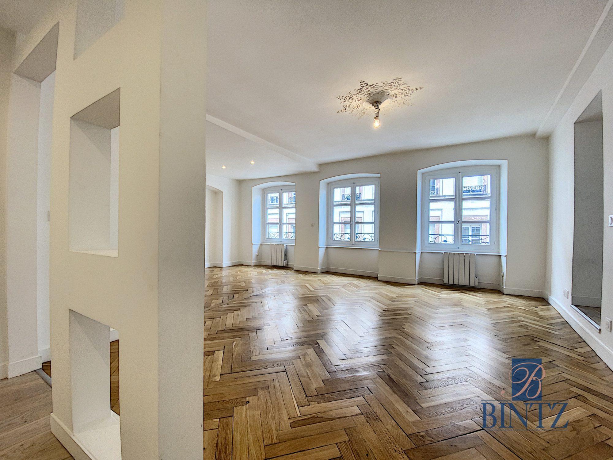HYPER CENTRE – 4P ENTIÈREMENT RÉNOVÉ - Devenez propriétaire en toute confiance - Bintz Immobilier - 2