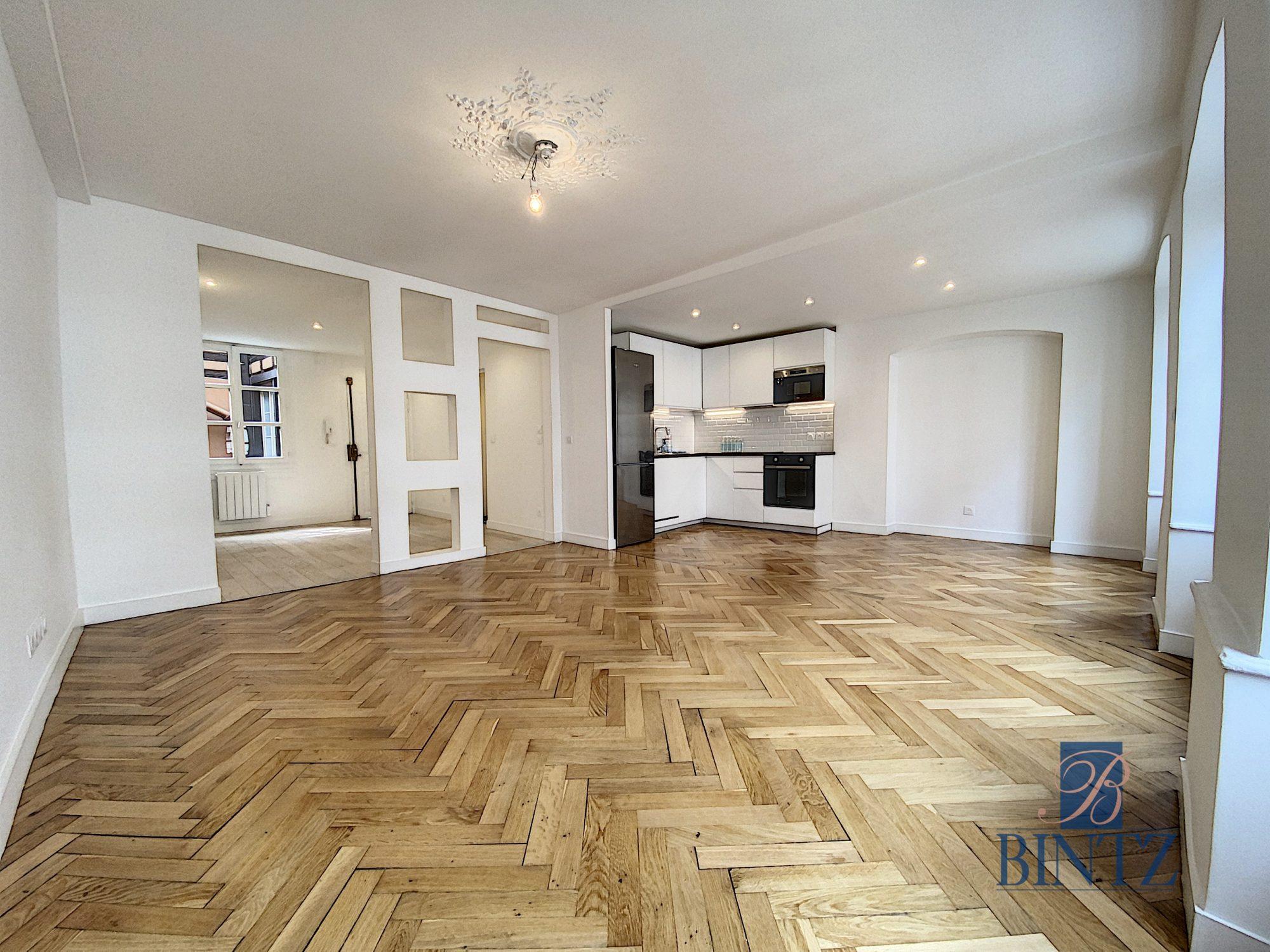 HYPER CENTRE – 4P ENTIÈREMENT RÉNOVÉ - Devenez propriétaire en toute confiance - Bintz Immobilier - 5