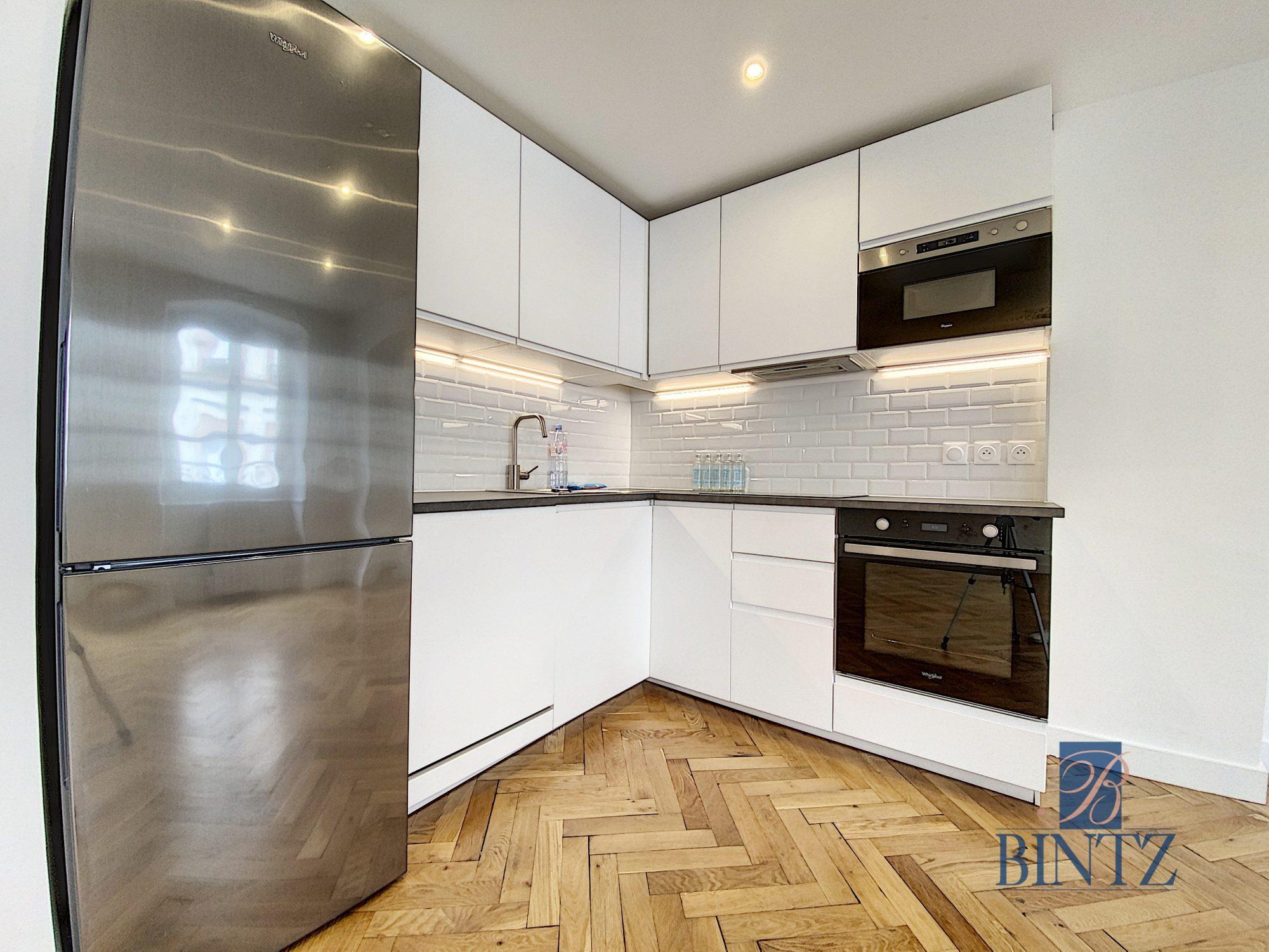 HYPER CENTRE – 4P ENTIÈREMENT RÉNOVÉ - Devenez propriétaire en toute confiance - Bintz Immobilier - 6