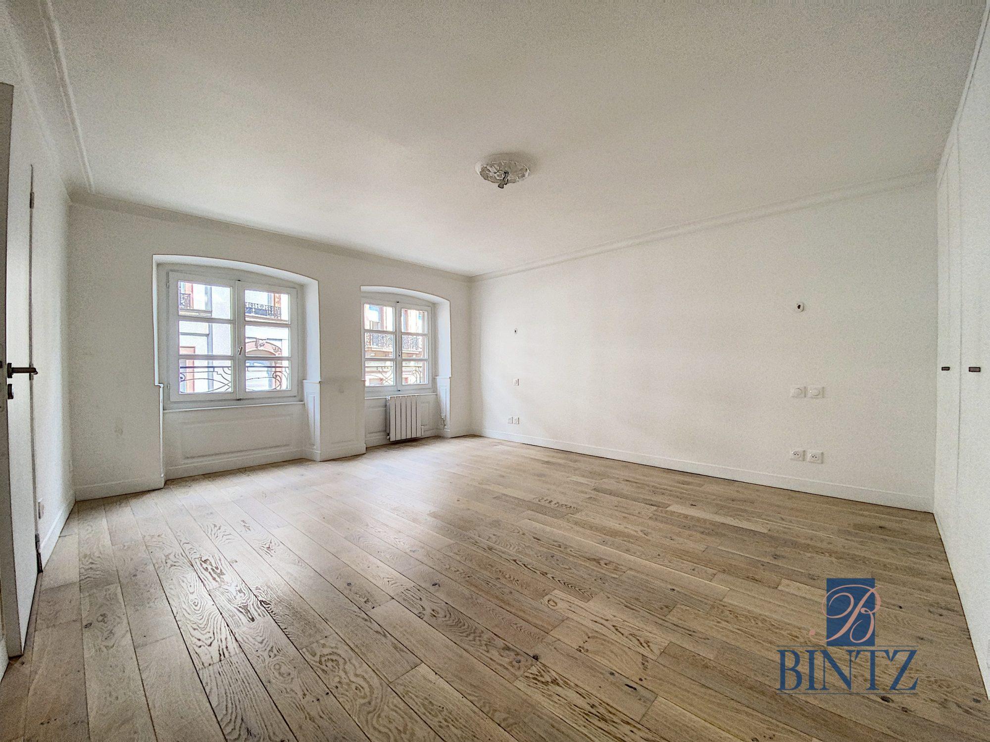 HYPER CENTRE – 4P ENTIÈREMENT RÉNOVÉ - Devenez propriétaire en toute confiance - Bintz Immobilier - 7