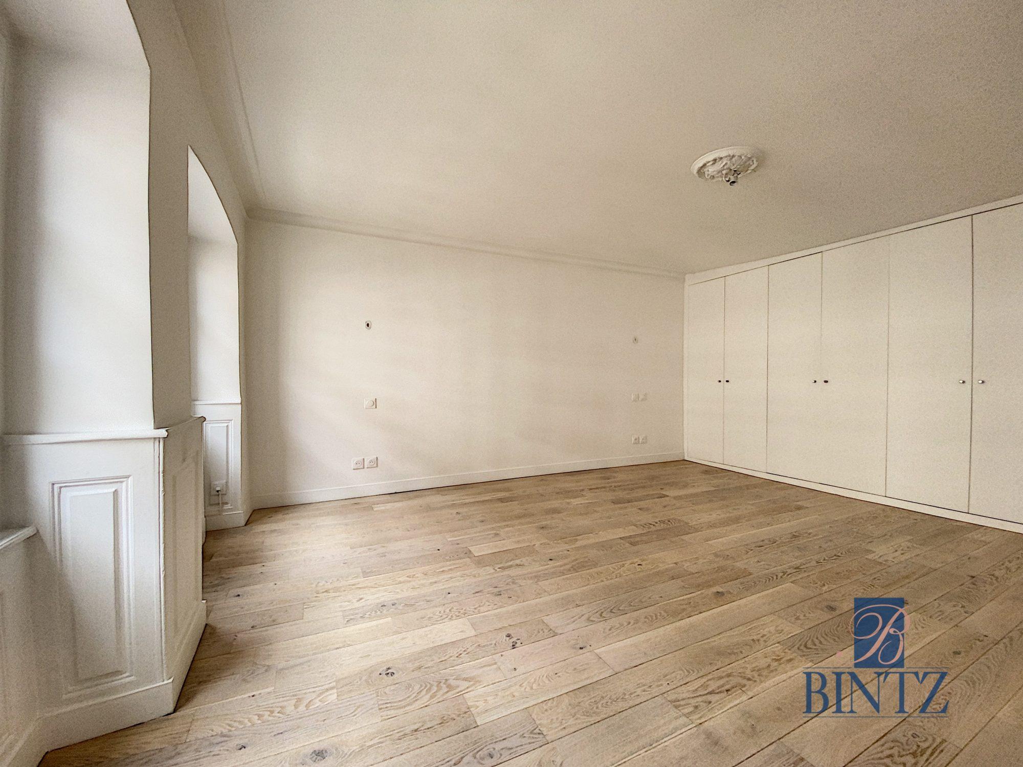 HYPER CENTRE – 4P ENTIÈREMENT RÉNOVÉ - Devenez propriétaire en toute confiance - Bintz Immobilier - 8