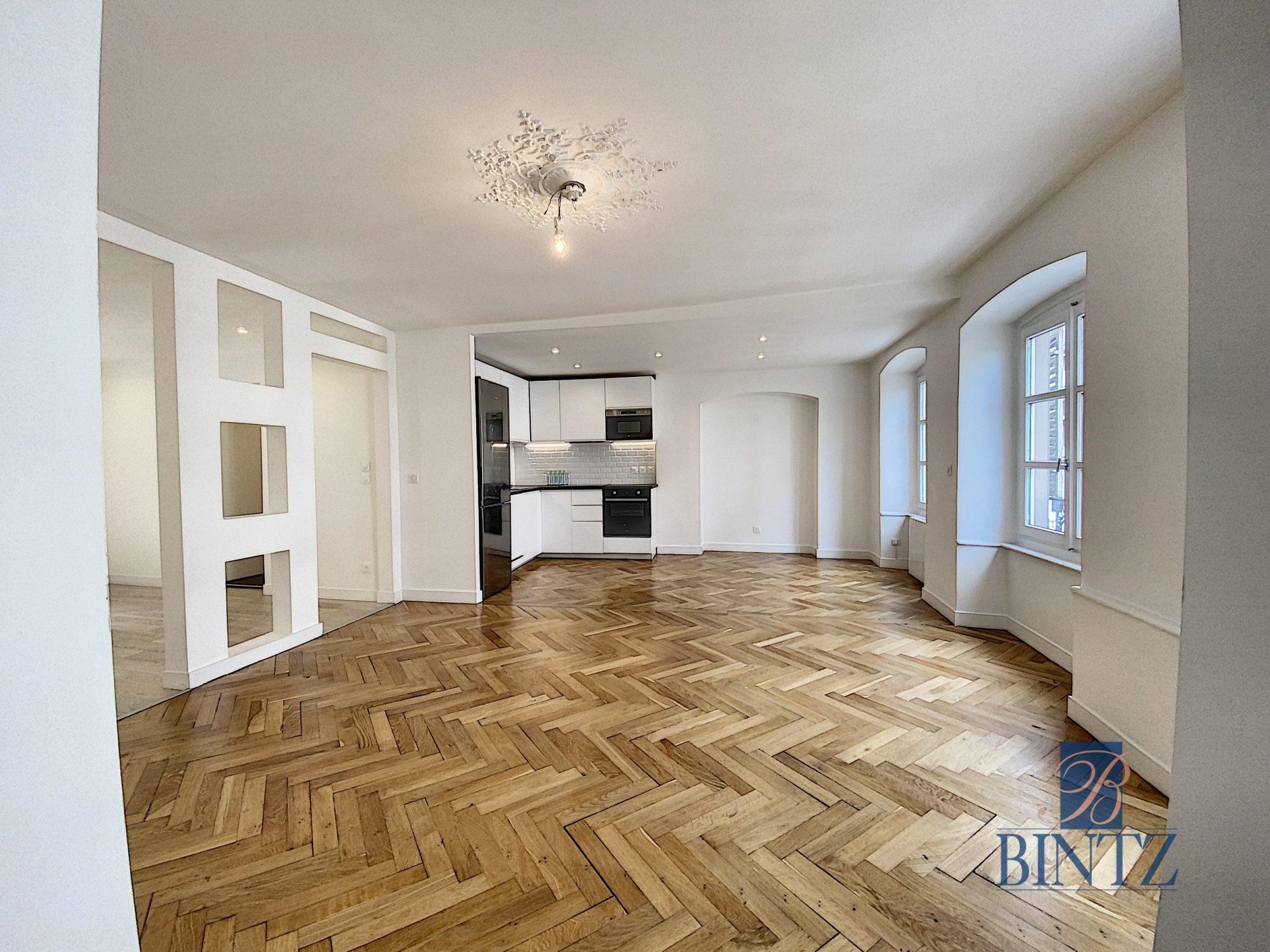 HYPER CENTRE – 4P ENTIÈREMENT RÉNOVÉ - Devenez propriétaire en toute confiance - Bintz Immobilier - 9