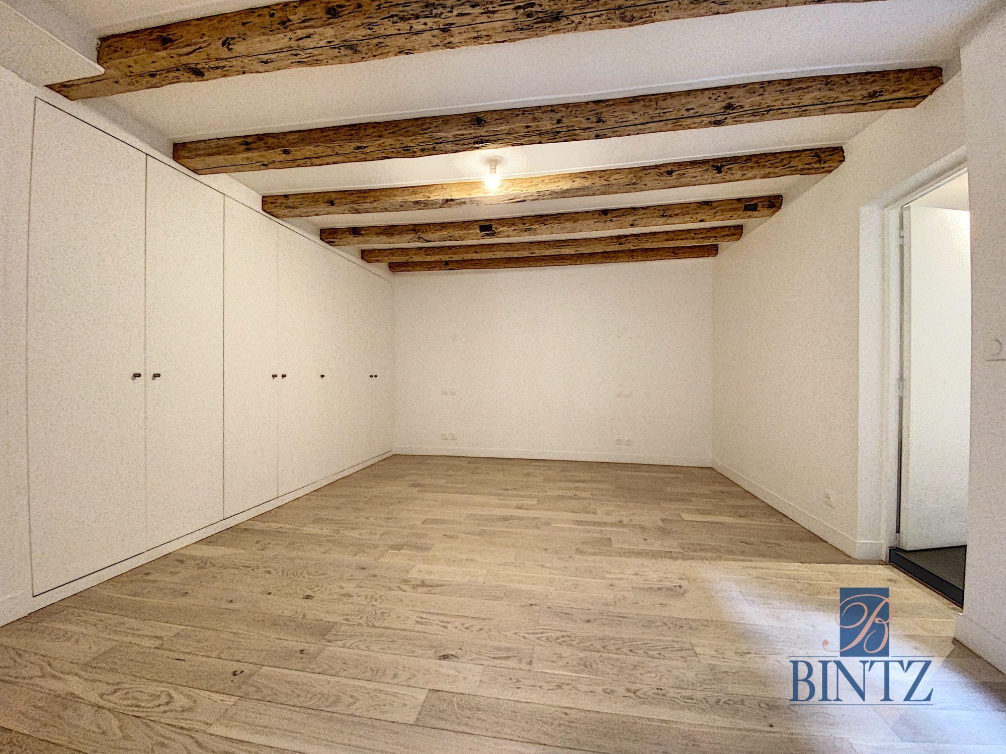 HYPER CENTRE – 4P ENTIÈREMENT RÉNOVÉ - Devenez propriétaire en toute confiance - Bintz Immobilier - 11