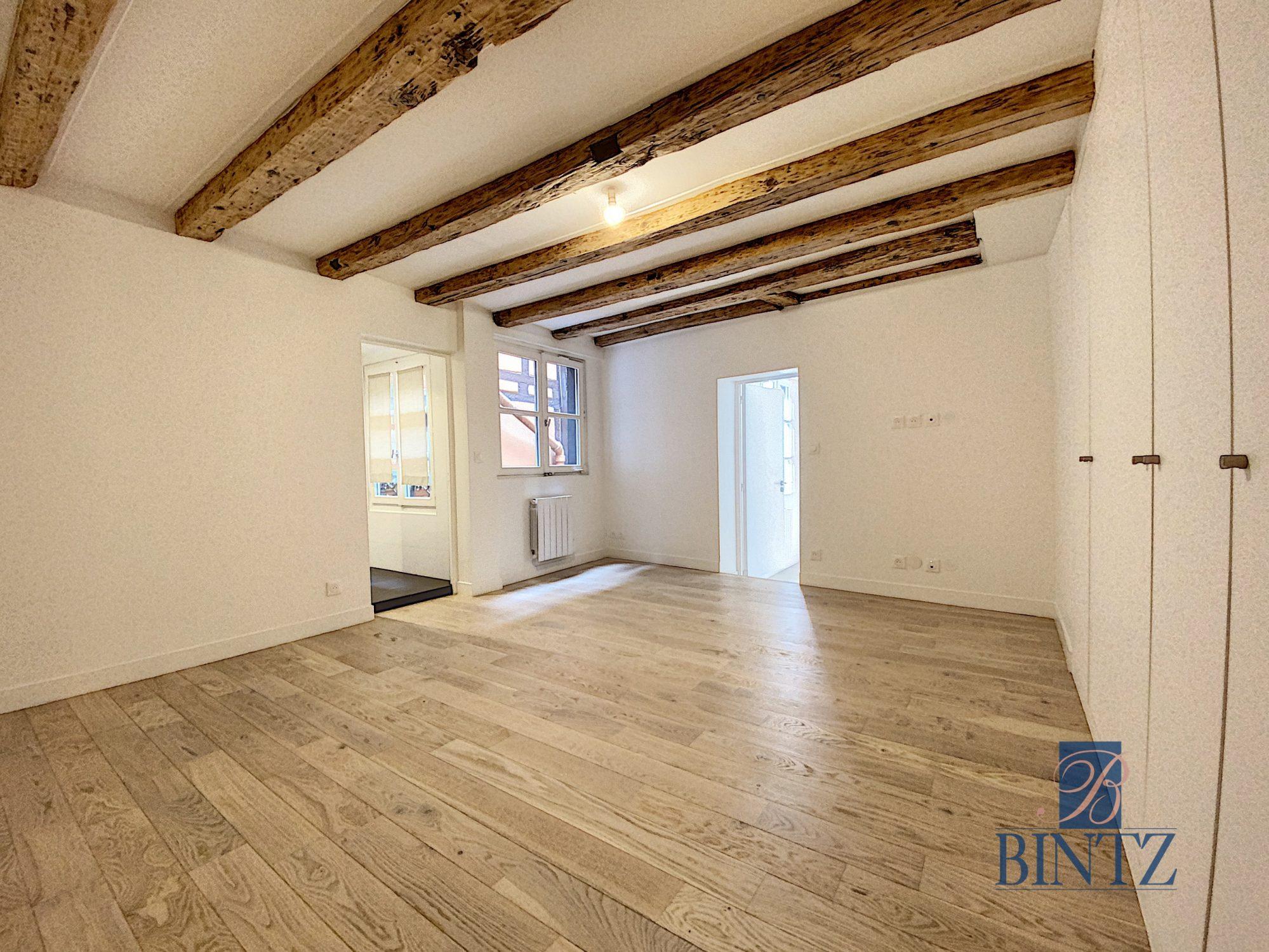 HYPER CENTRE – 4P ENTIÈREMENT RÉNOVÉ - Devenez propriétaire en toute confiance - Bintz Immobilier - 12