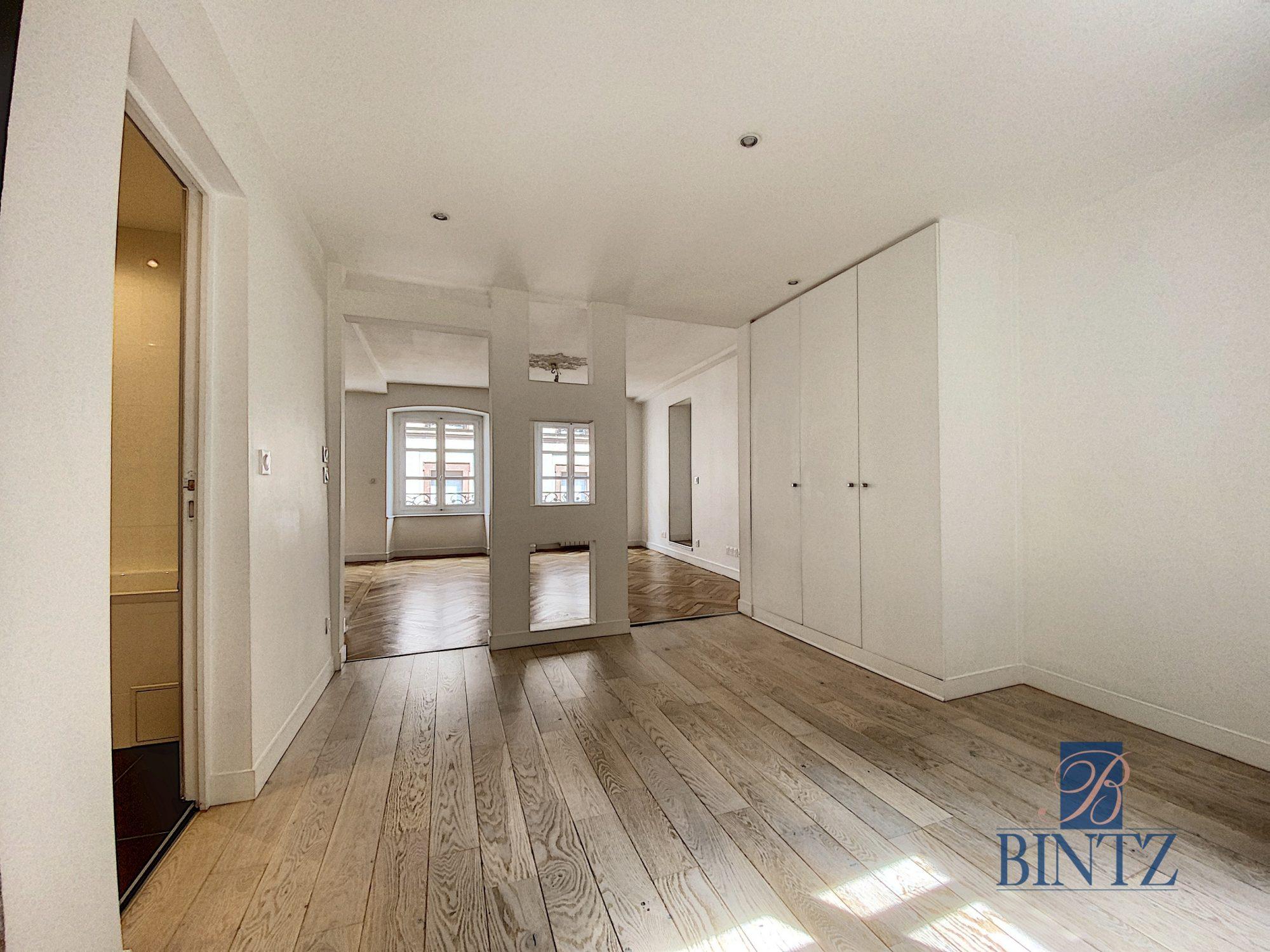HYPER CENTRE – 4P ENTIÈREMENT RÉNOVÉ - Devenez propriétaire en toute confiance - Bintz Immobilier - 16