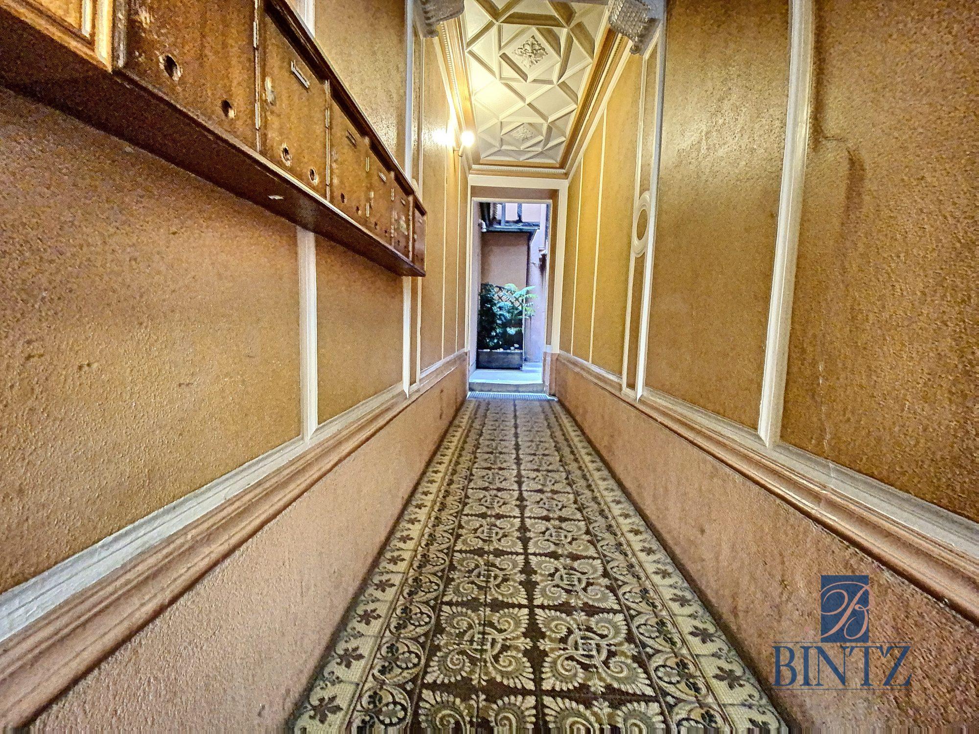 HYPER CENTRE – 4P ENTIÈREMENT RÉNOVÉ - Devenez propriétaire en toute confiance - Bintz Immobilier - 18