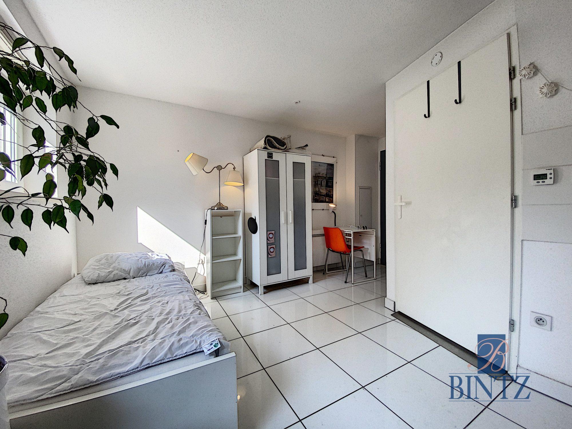 STUDIO QUARTIER TRIBUNAL - Devenez propriétaire en toute confiance - Bintz Immobilier - 6