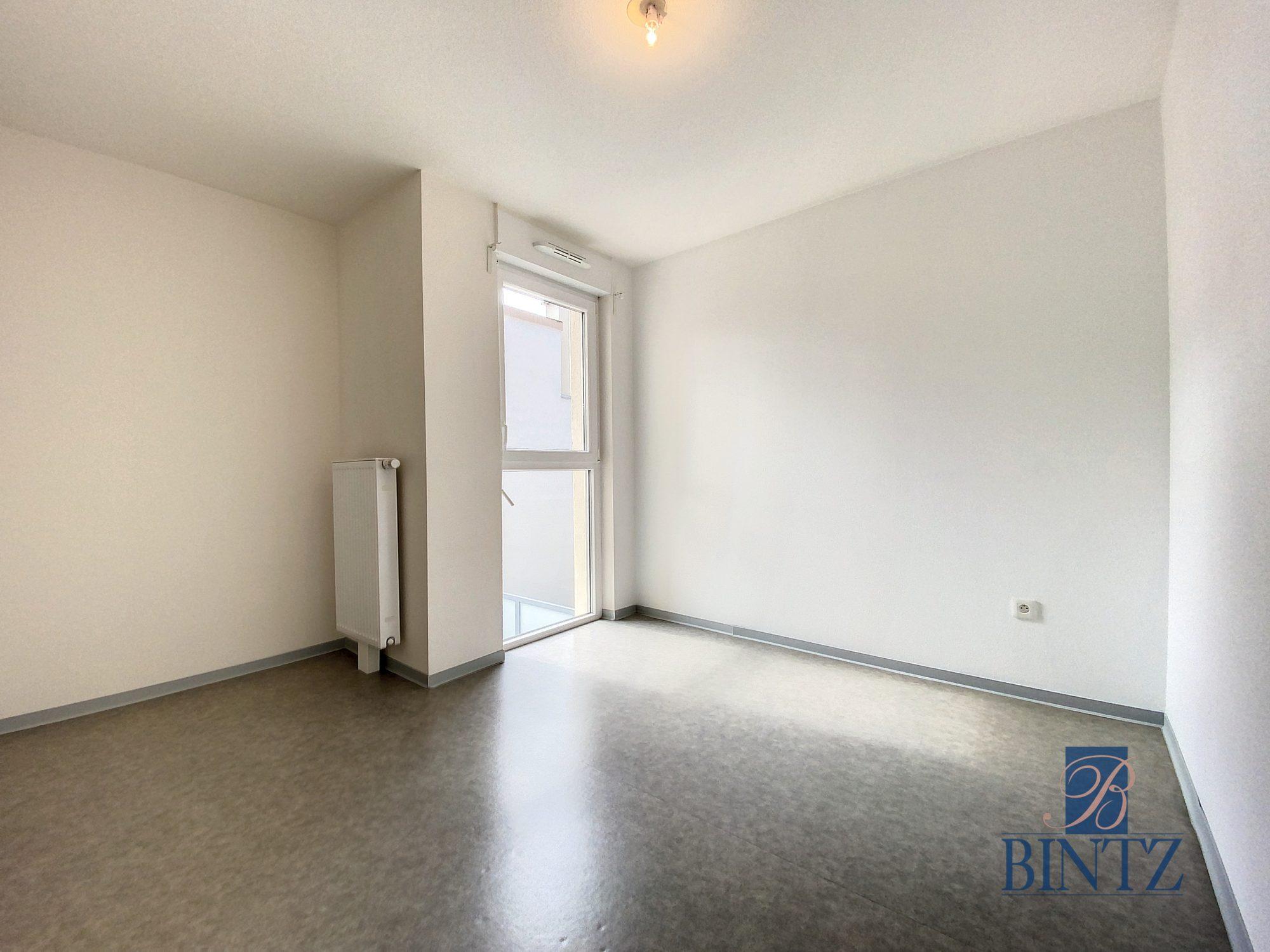 3 PIECES NEUF AVEC TERRASSE À SCHILTIGHEIM - Devenez propriétaire en toute confiance - Bintz Immobilier - 9
