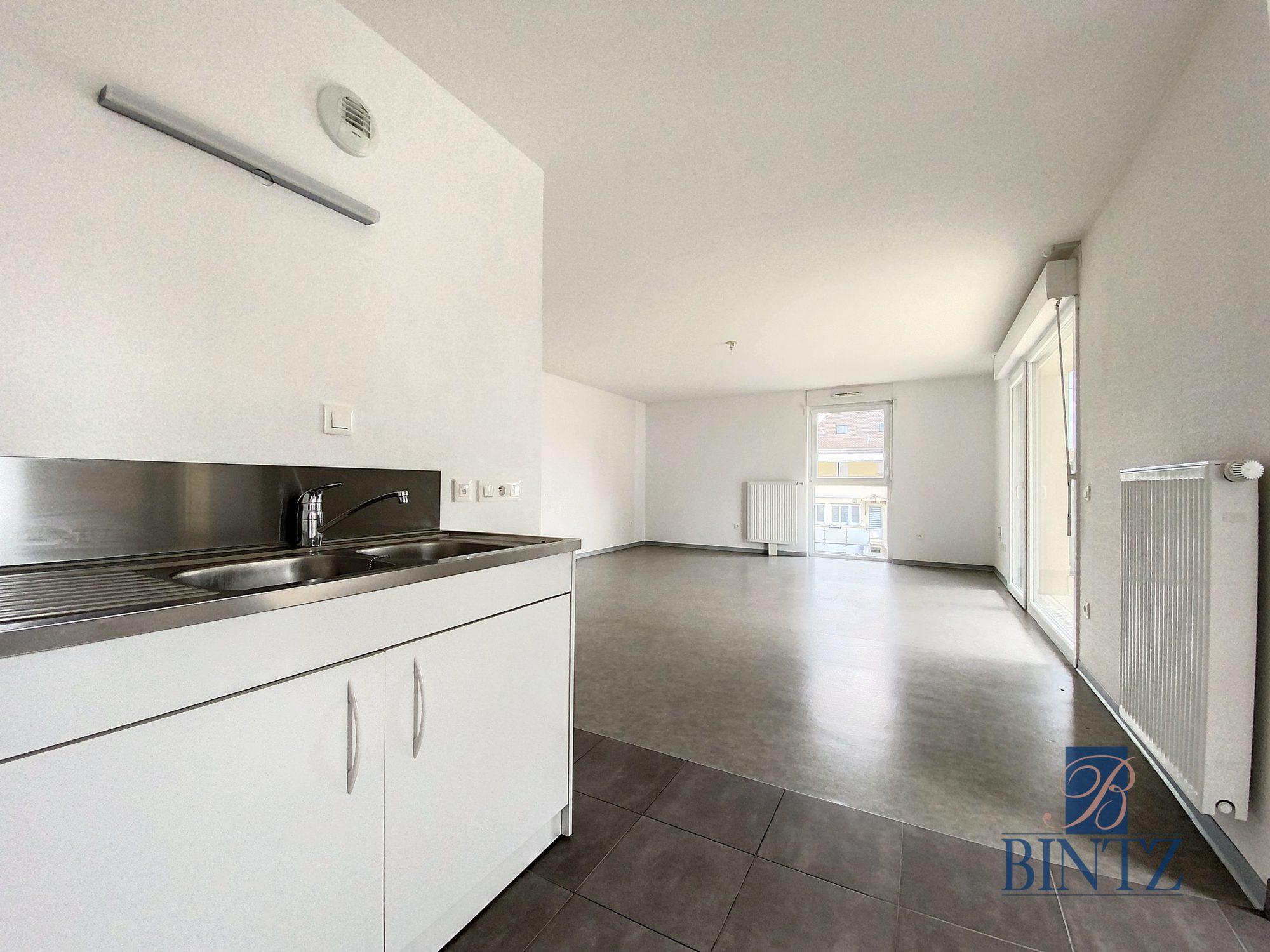3 PIECES NEUF AVEC TERRASSE À SCHILTIGHEIM - Devenez propriétaire en toute confiance - Bintz Immobilier - 5